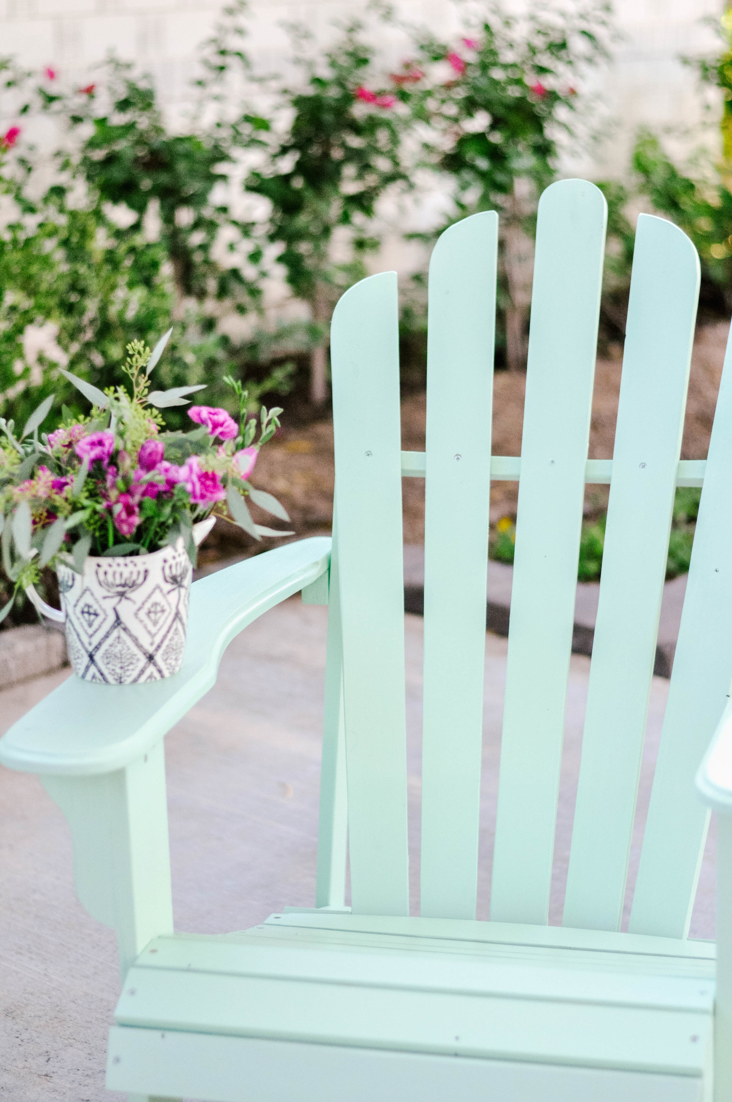 Behr Paint in Enchanted Meadow