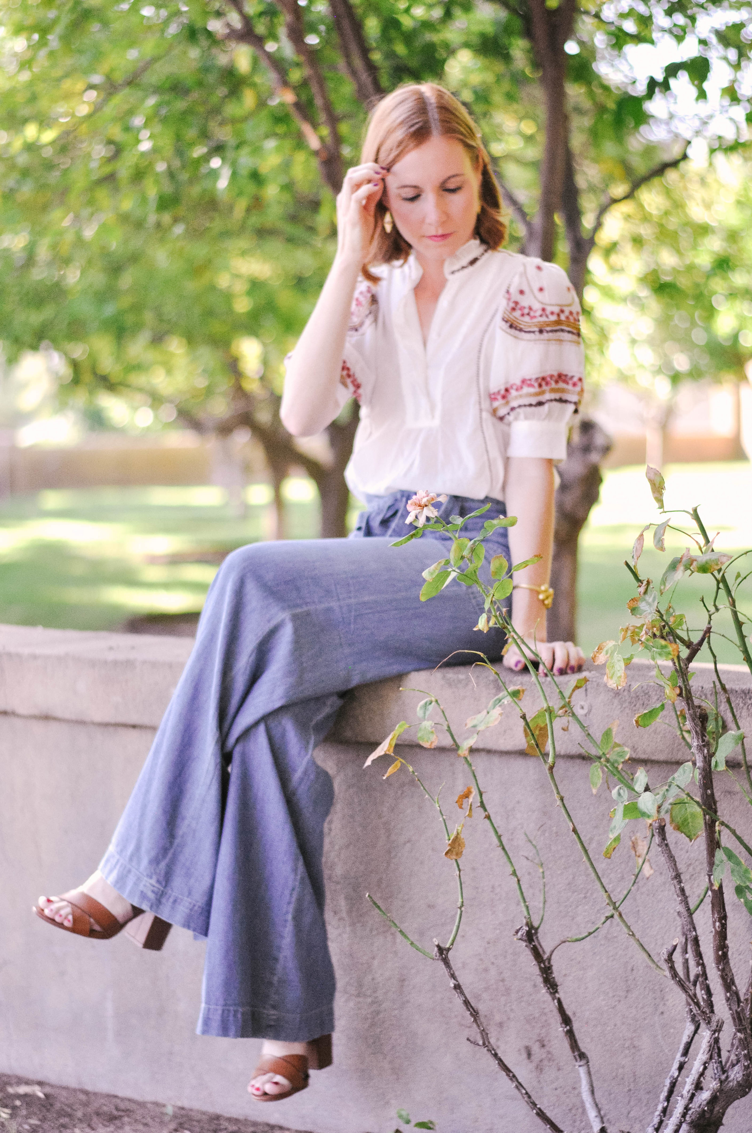 Fall Anthropologie Outfit