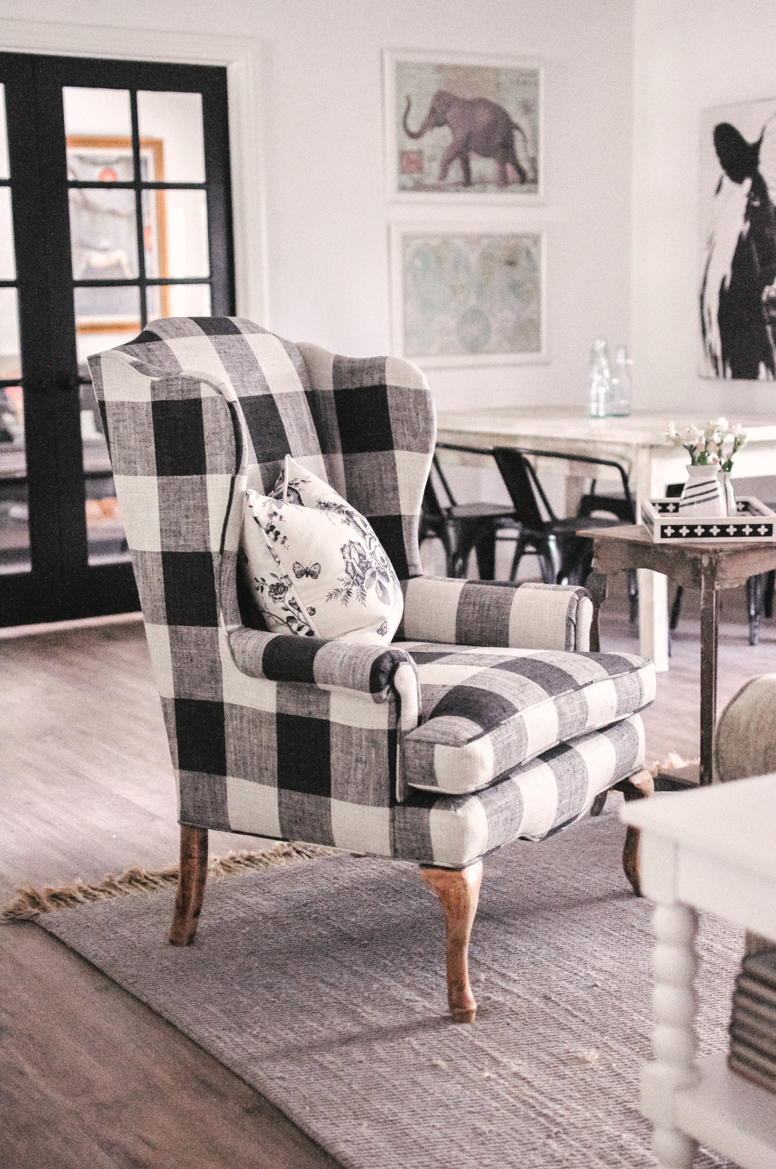The Easiest Way to Reupholster an Armchair