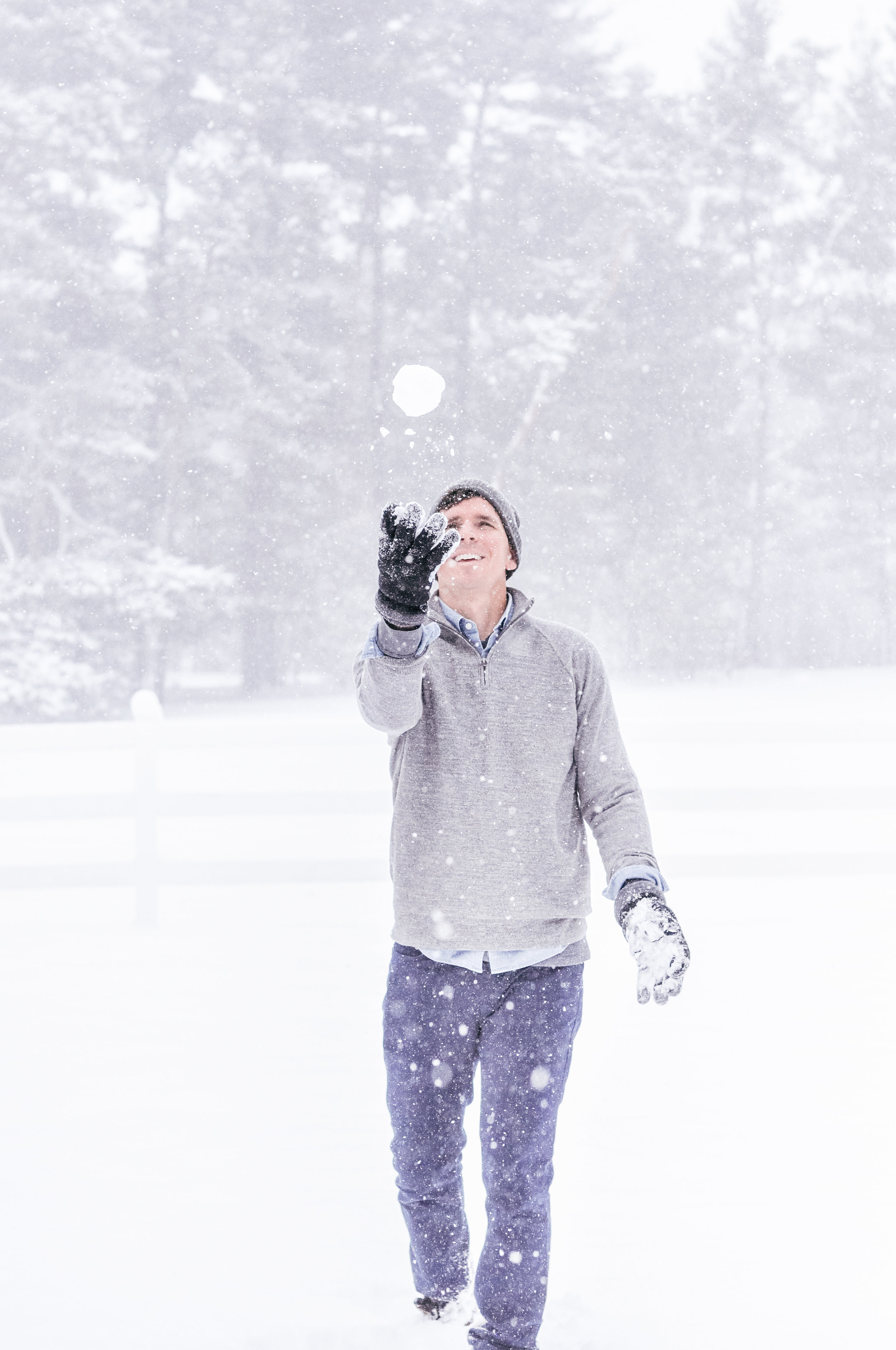 Mens Winter Outfit Ideas Snow