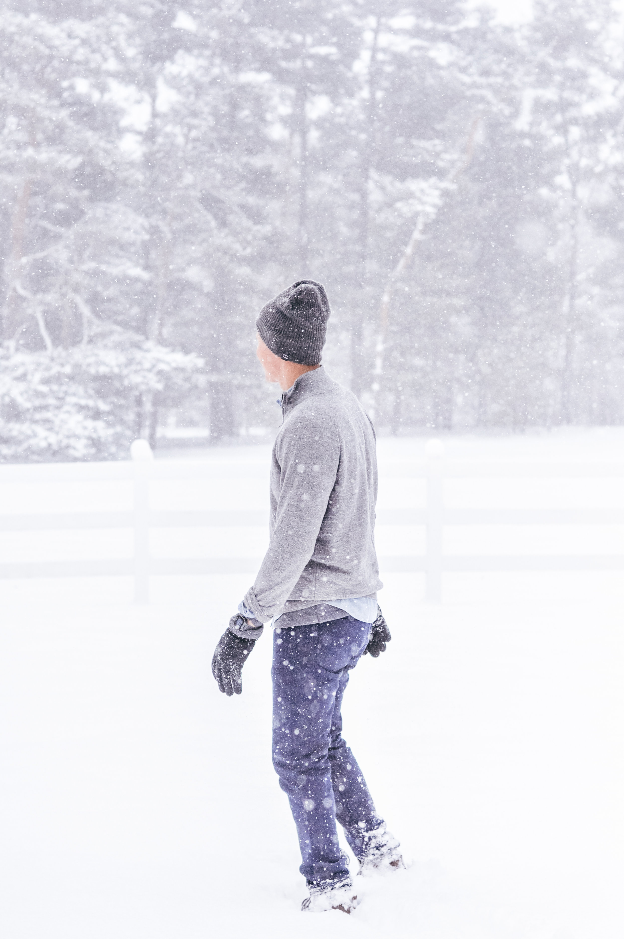 Mens Cold Weather Outfit Ideas