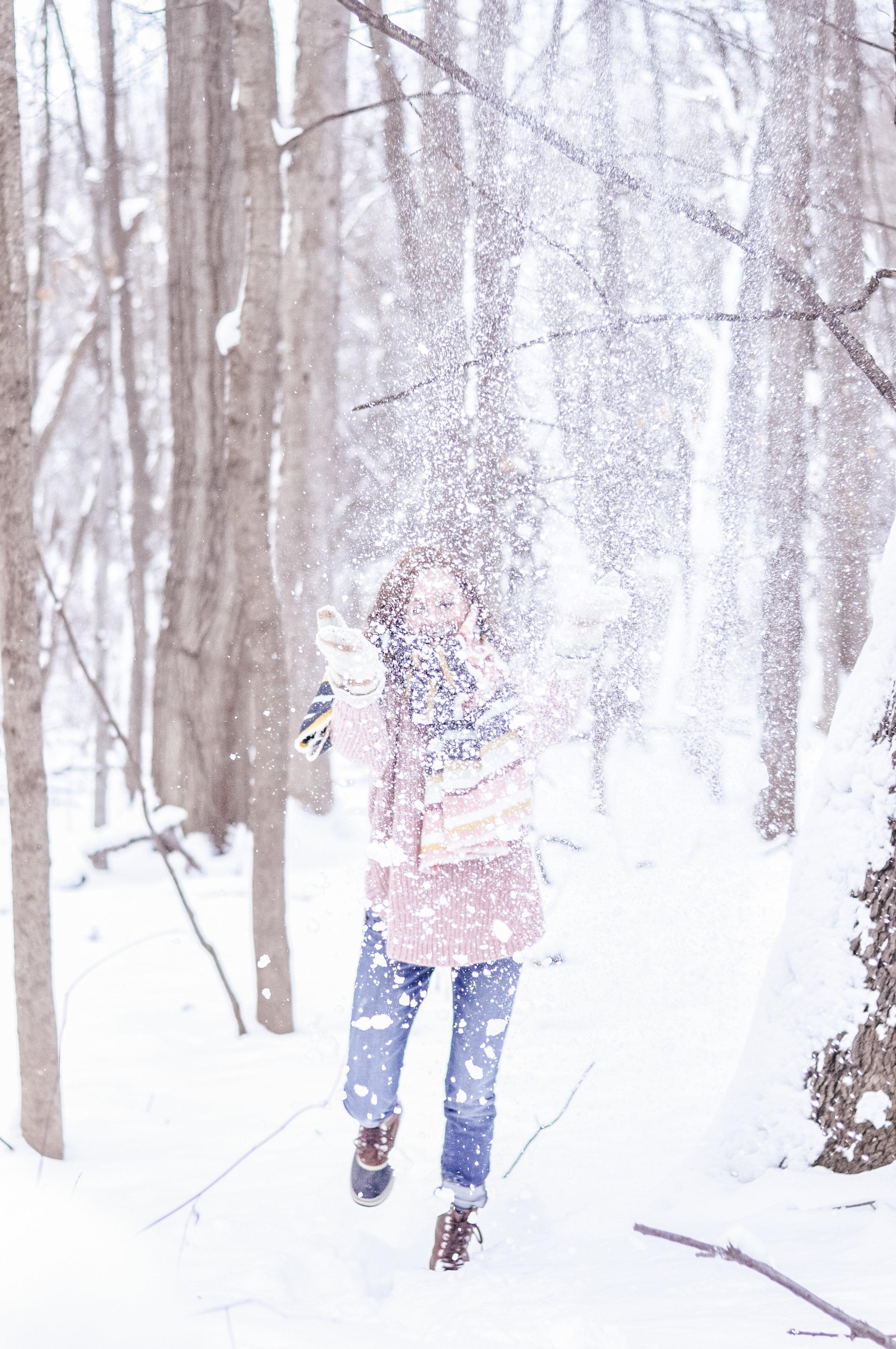 Waterproof Winter Snow Boots for Women