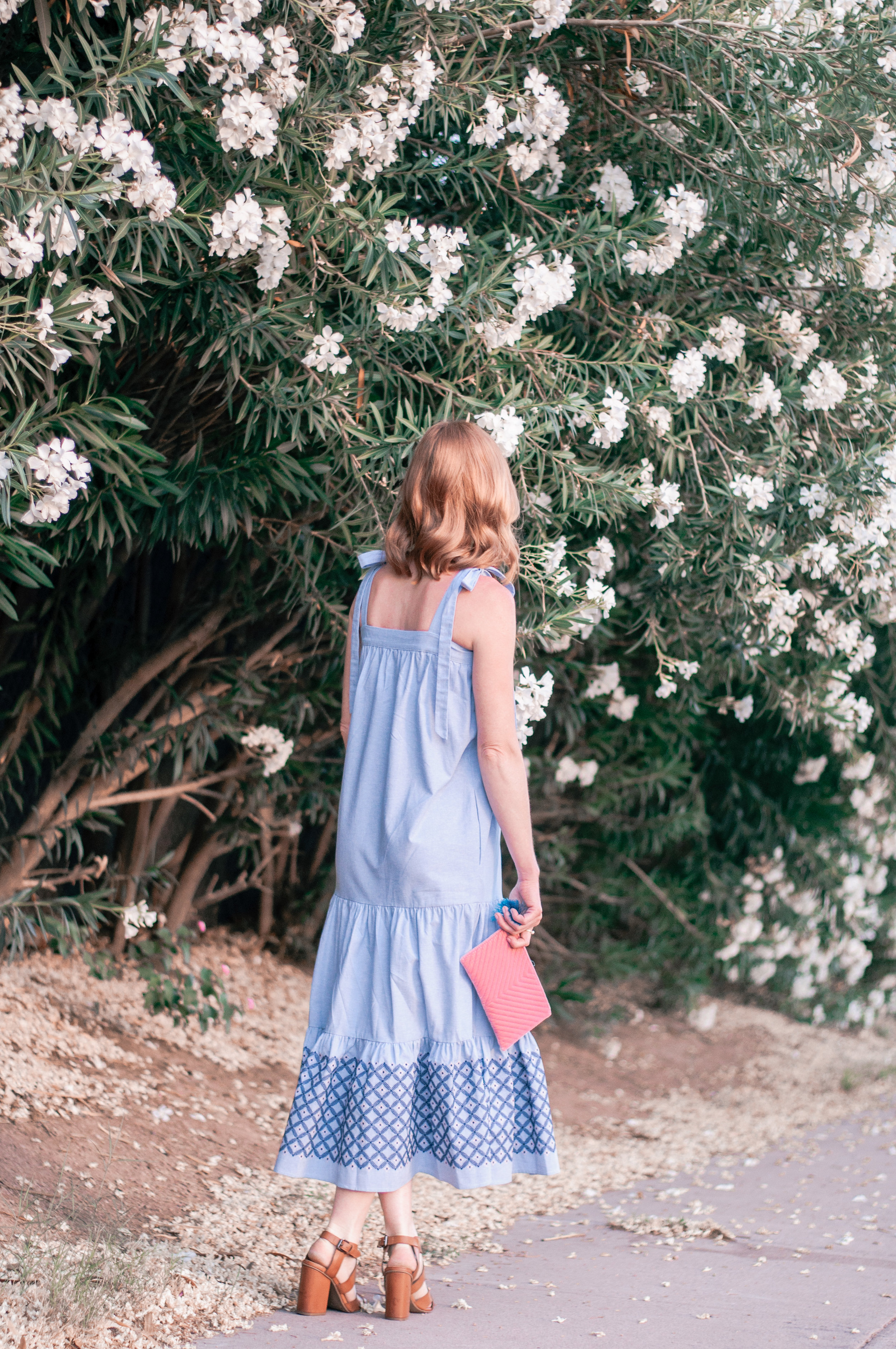 The Perfect Chambray Dress for Women