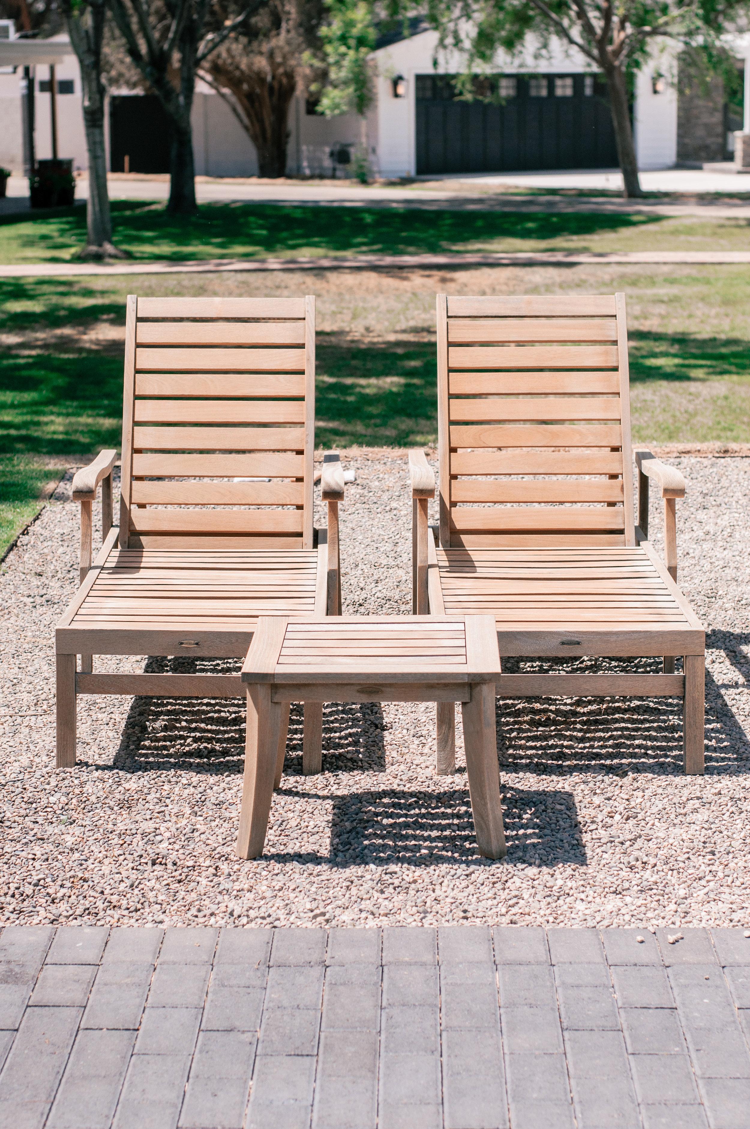 How to Restore Teak Wood Outdoor Furniture