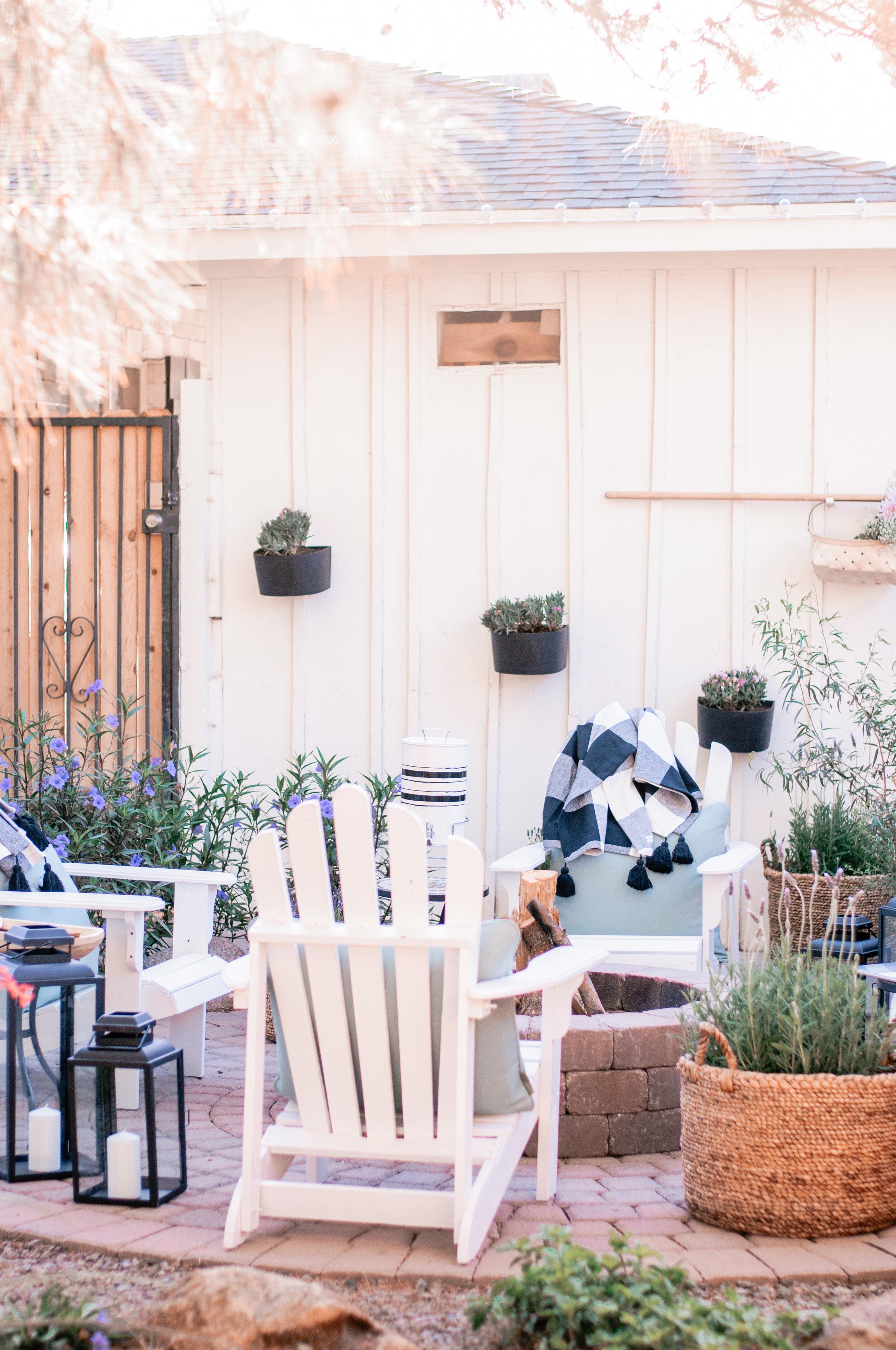 Cheap, Easy Backyard Firepit Design Ideas