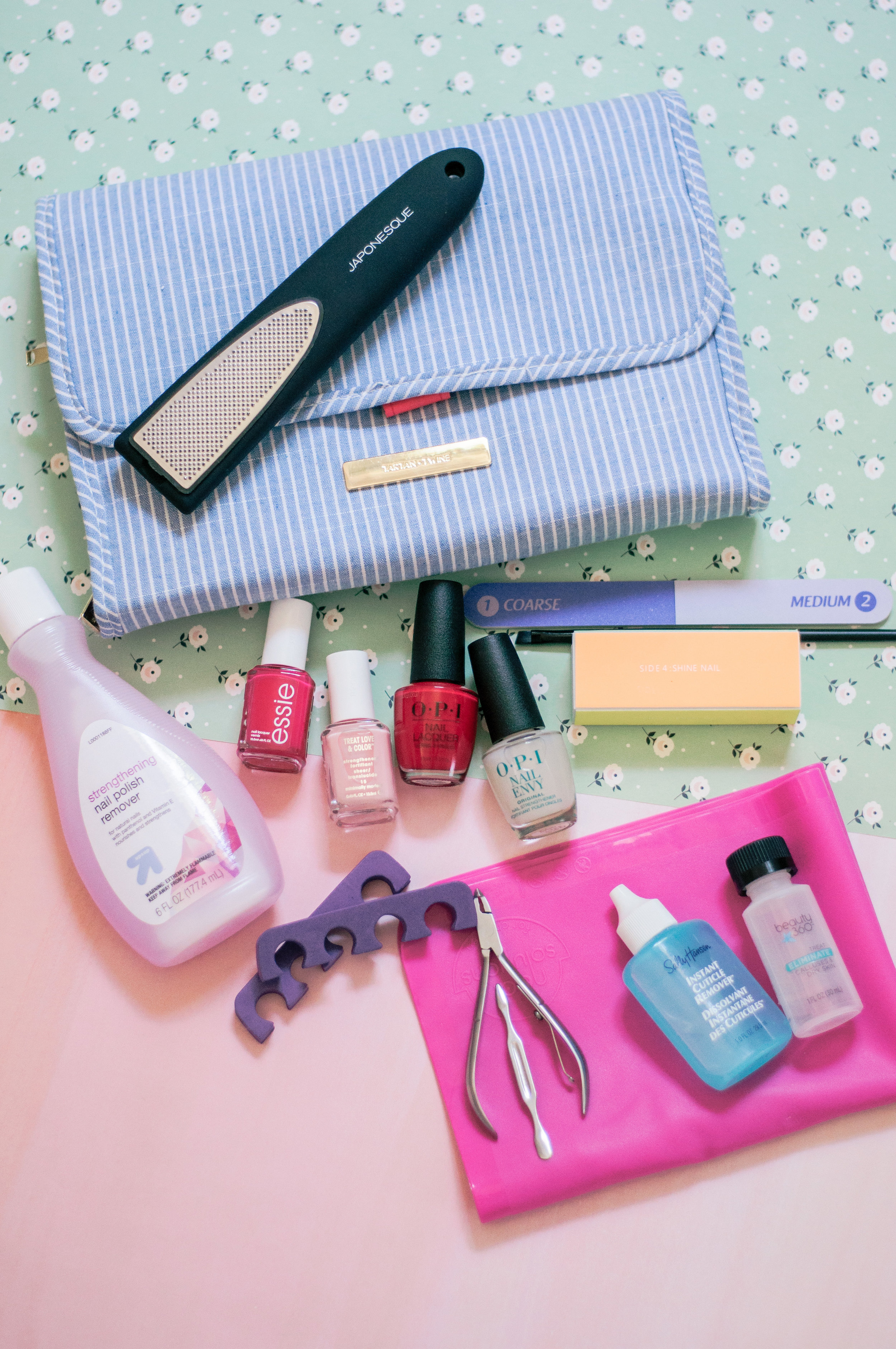 At Home DIY Manicure Pedicure Tips