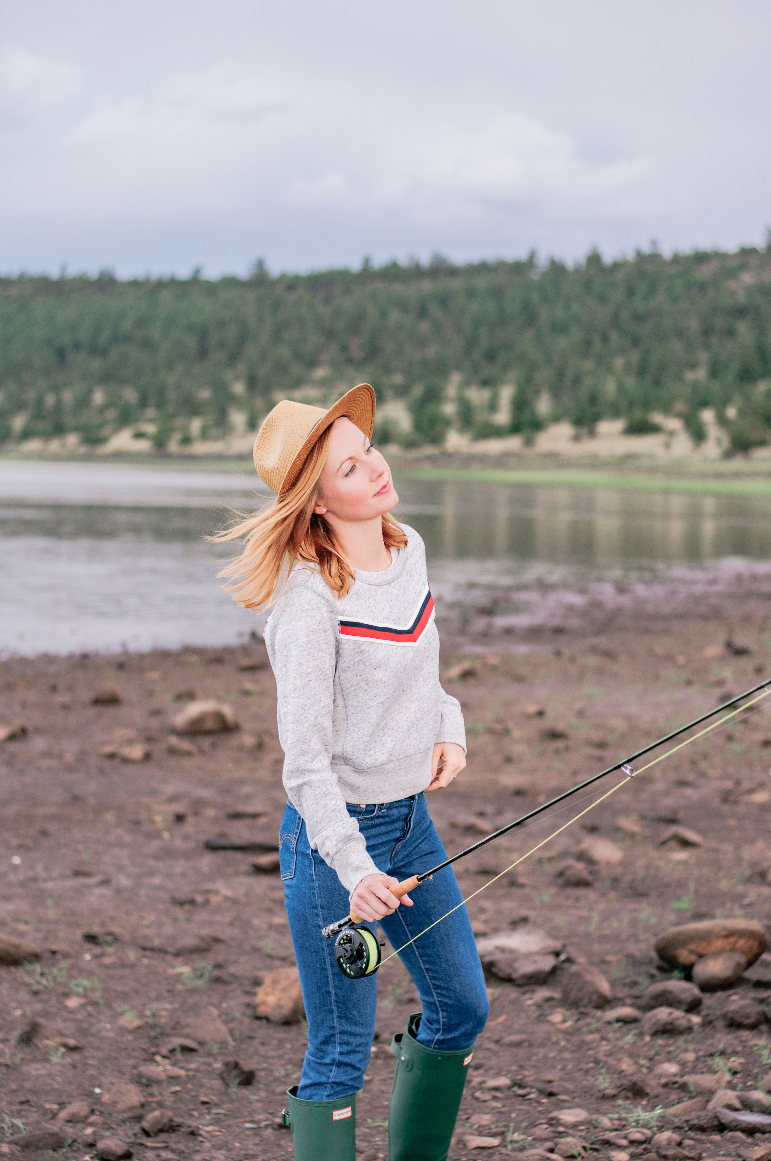 Outdoor Adventure Outfit Ideas for Women