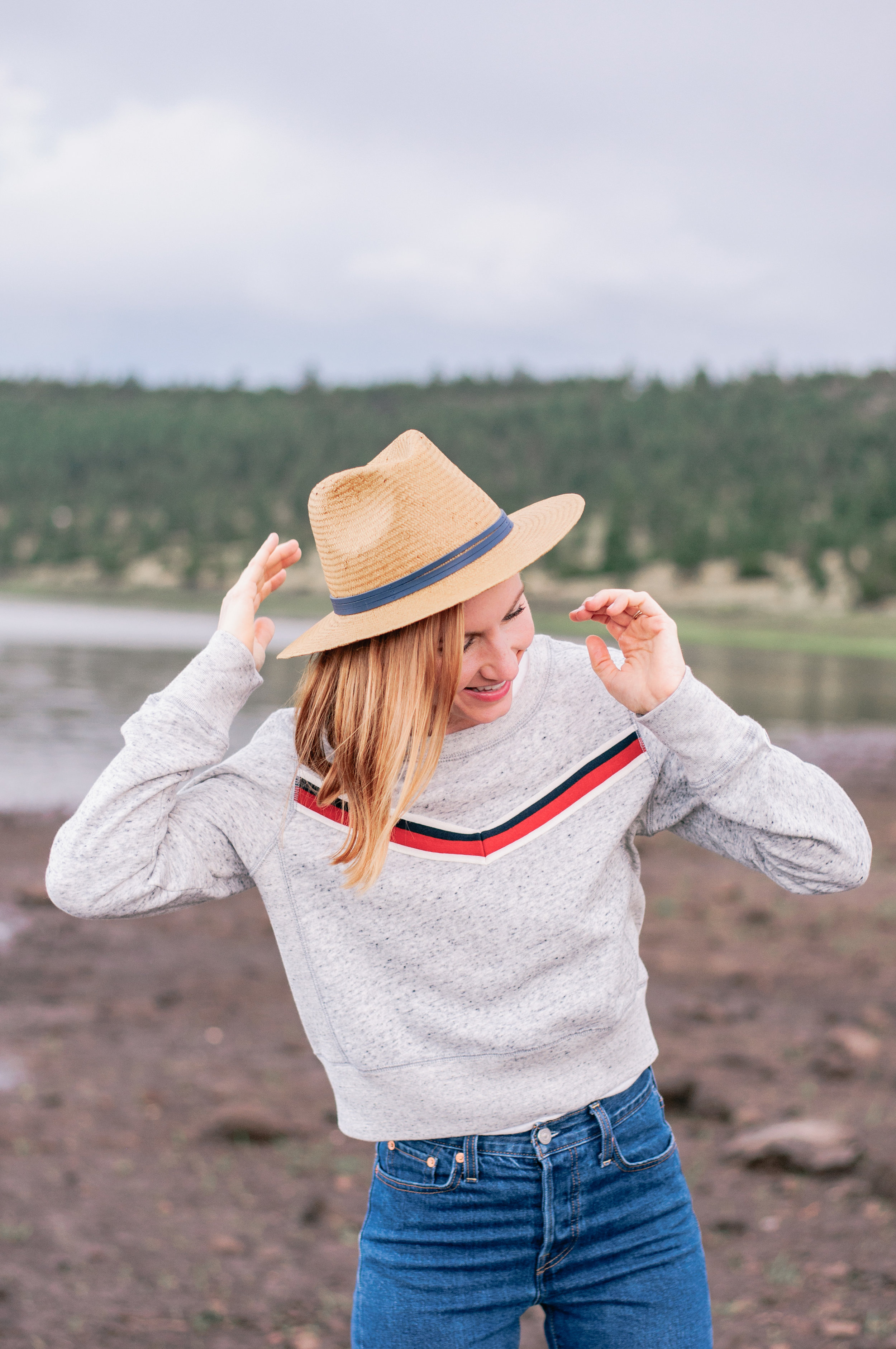 Cute Outdoor Clothing Outfit Ideas for Women