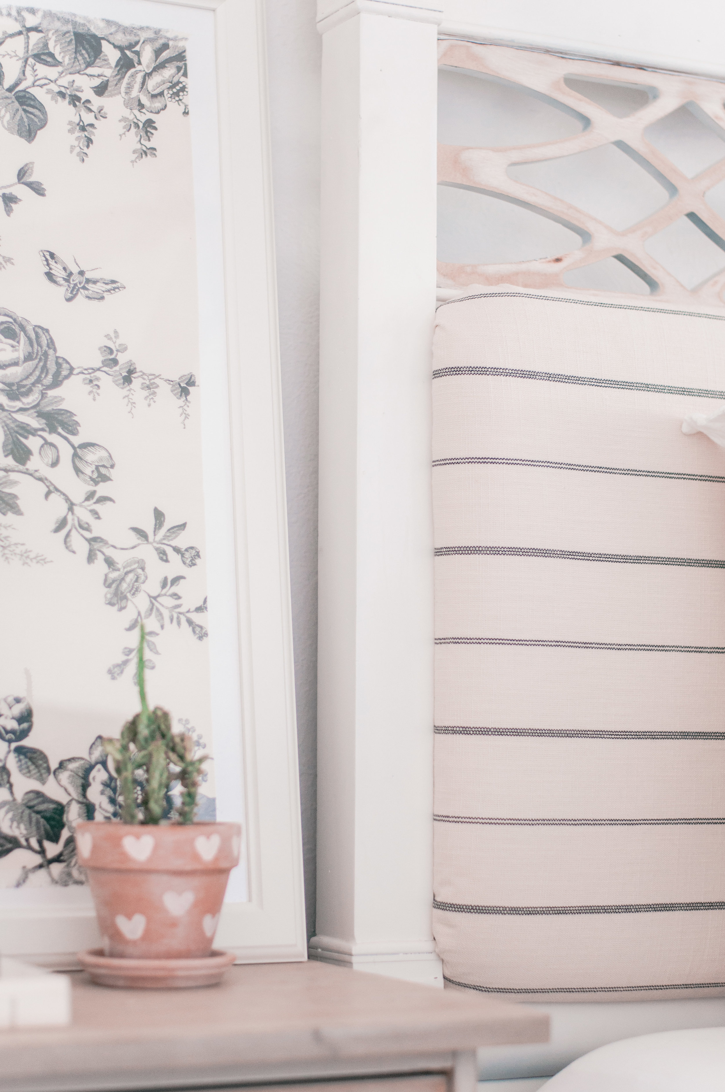 DIY Fabric Headboard Ideas