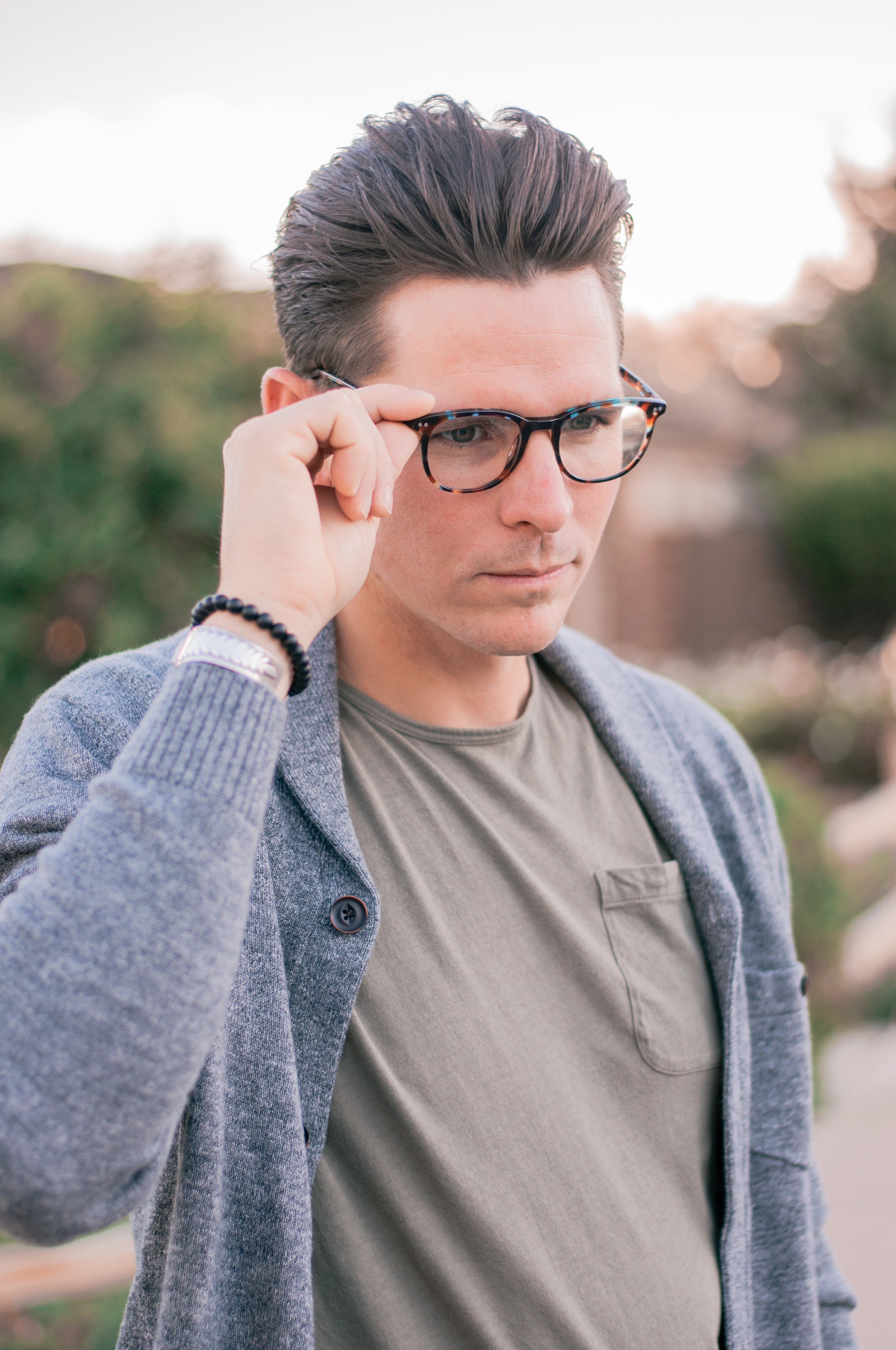 The best affordable prescription eyeglasses online for men