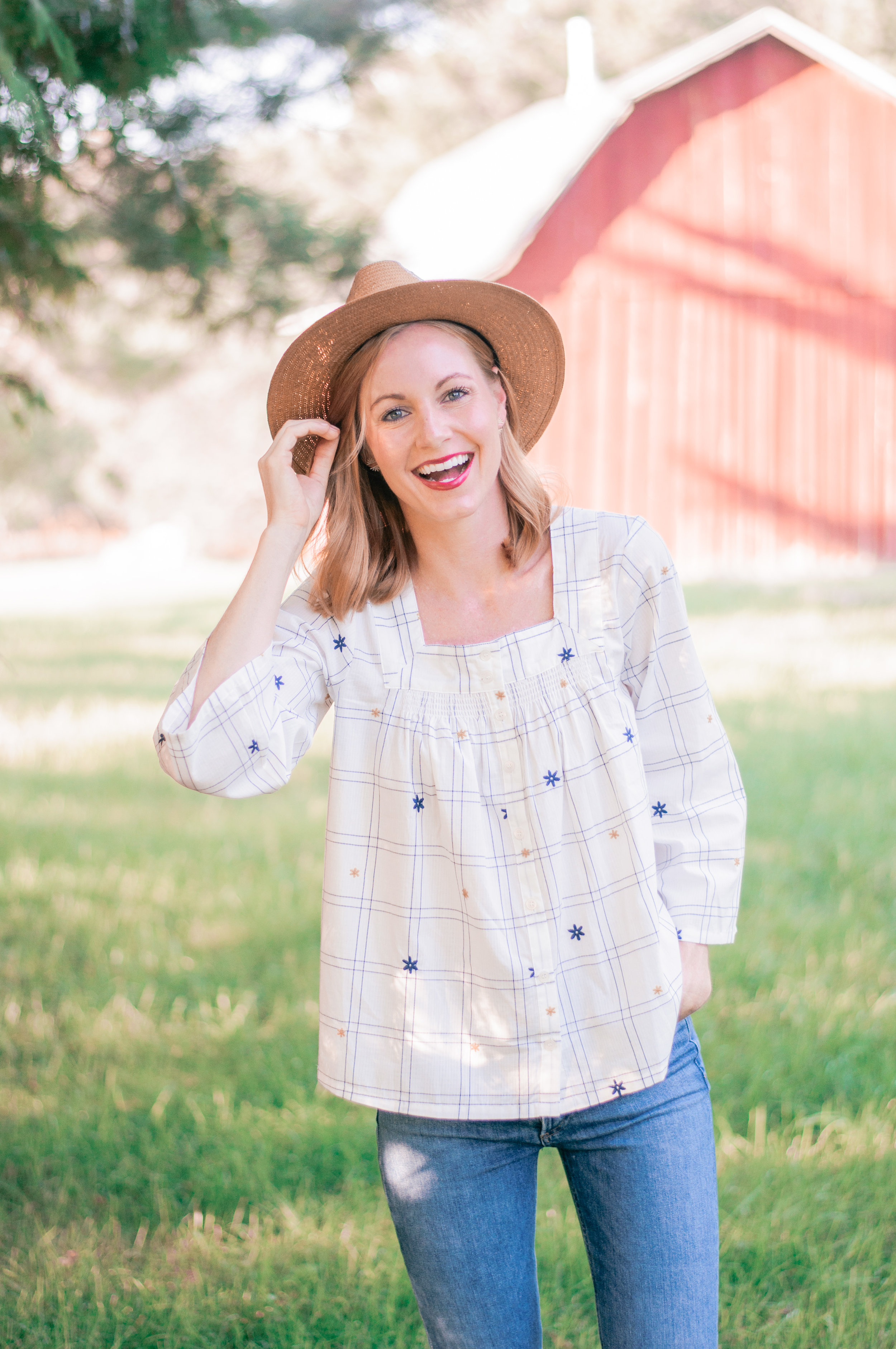 Cute, affordable, flattering women's hats for Fall