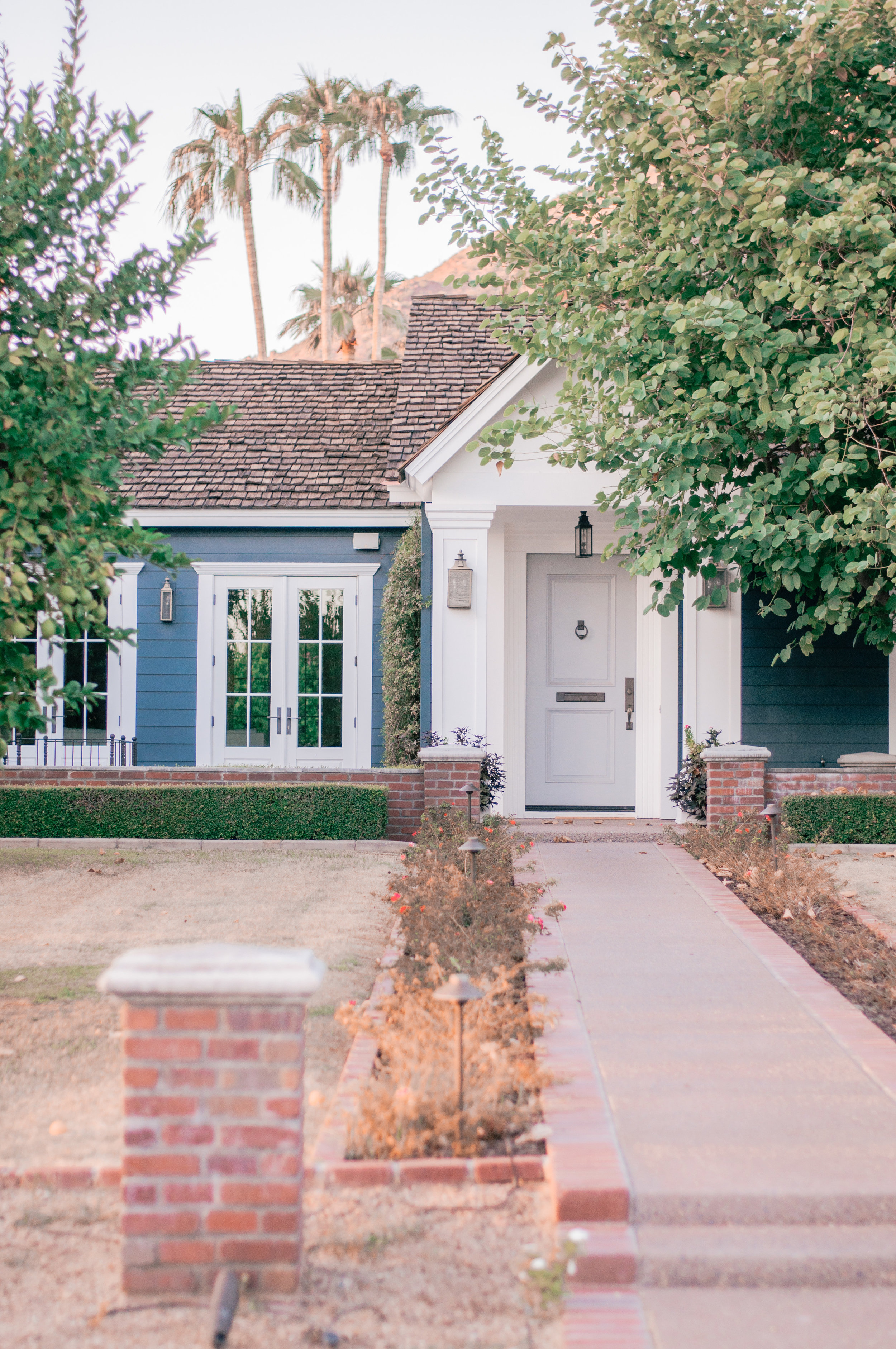 The beautiful, unique homes of the Arcadia neighborhood in Phoenix