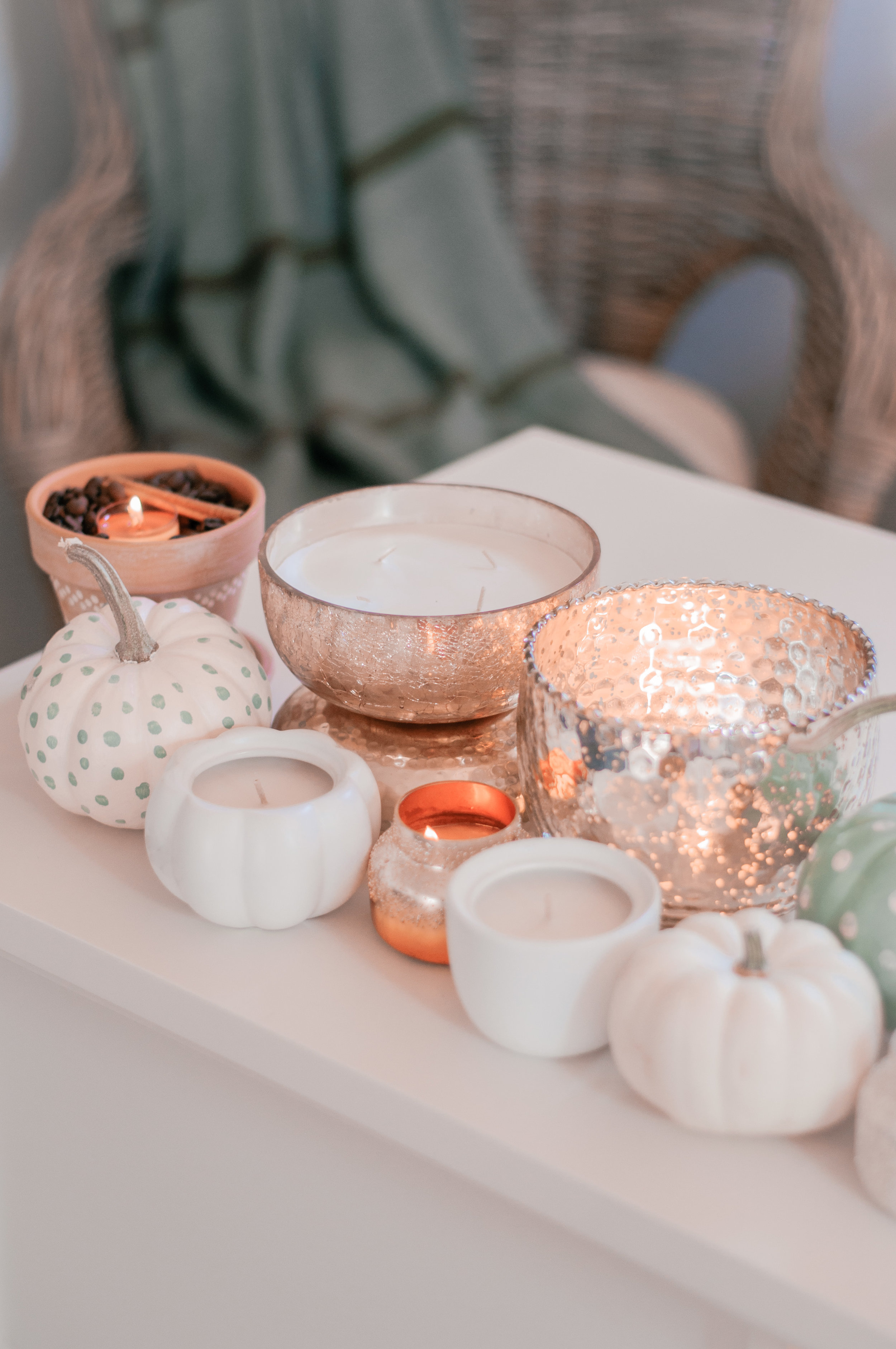 The best Fall scents for candles