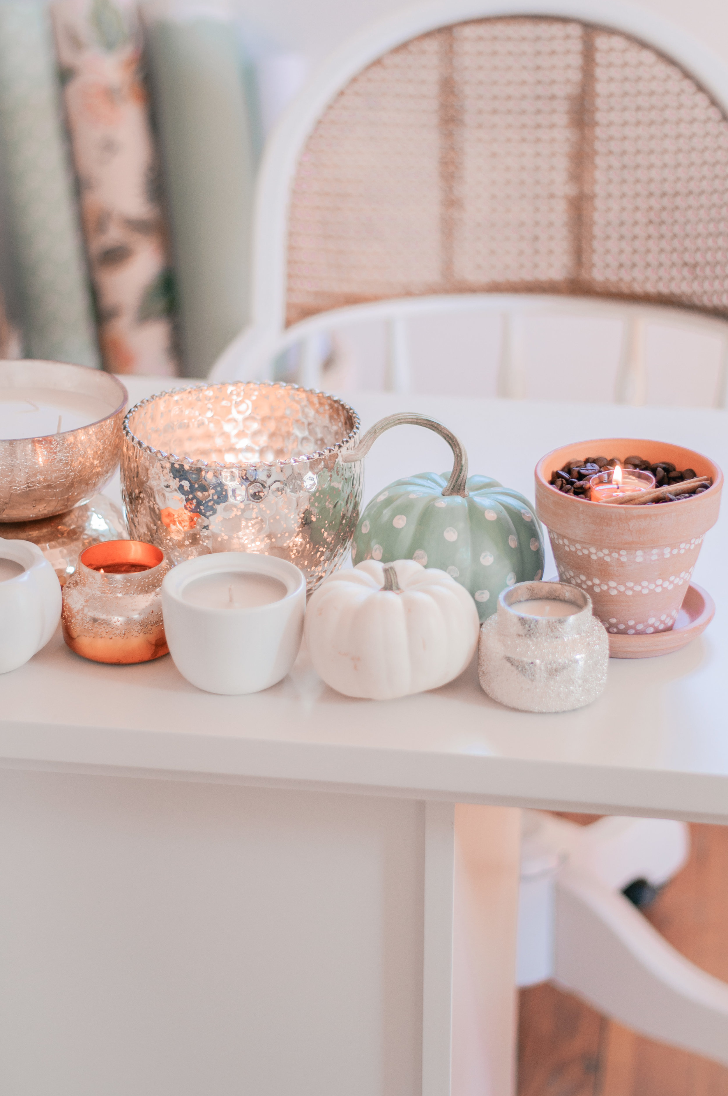 The best Fall candles scents