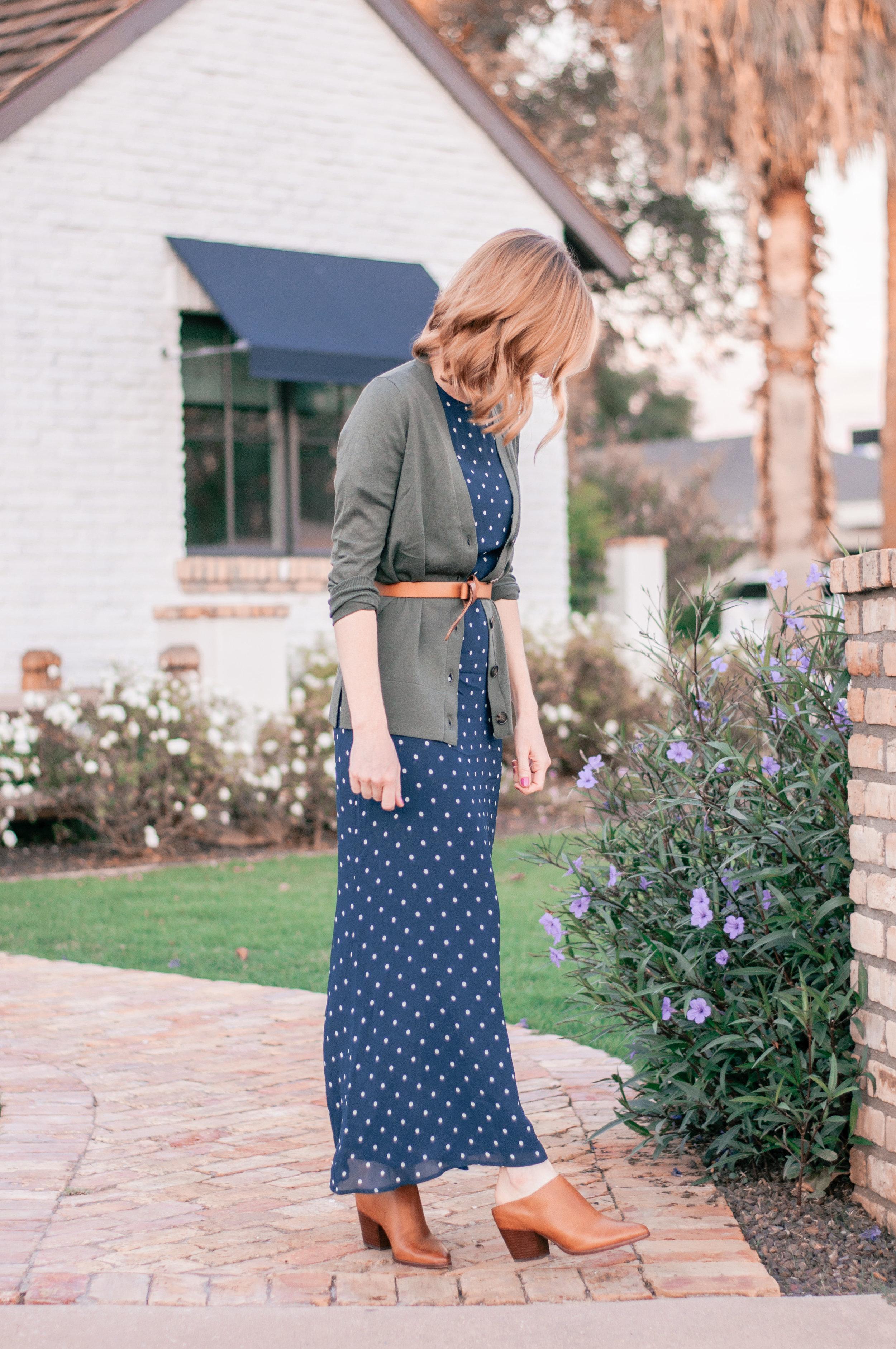 The best Fall dresses midi