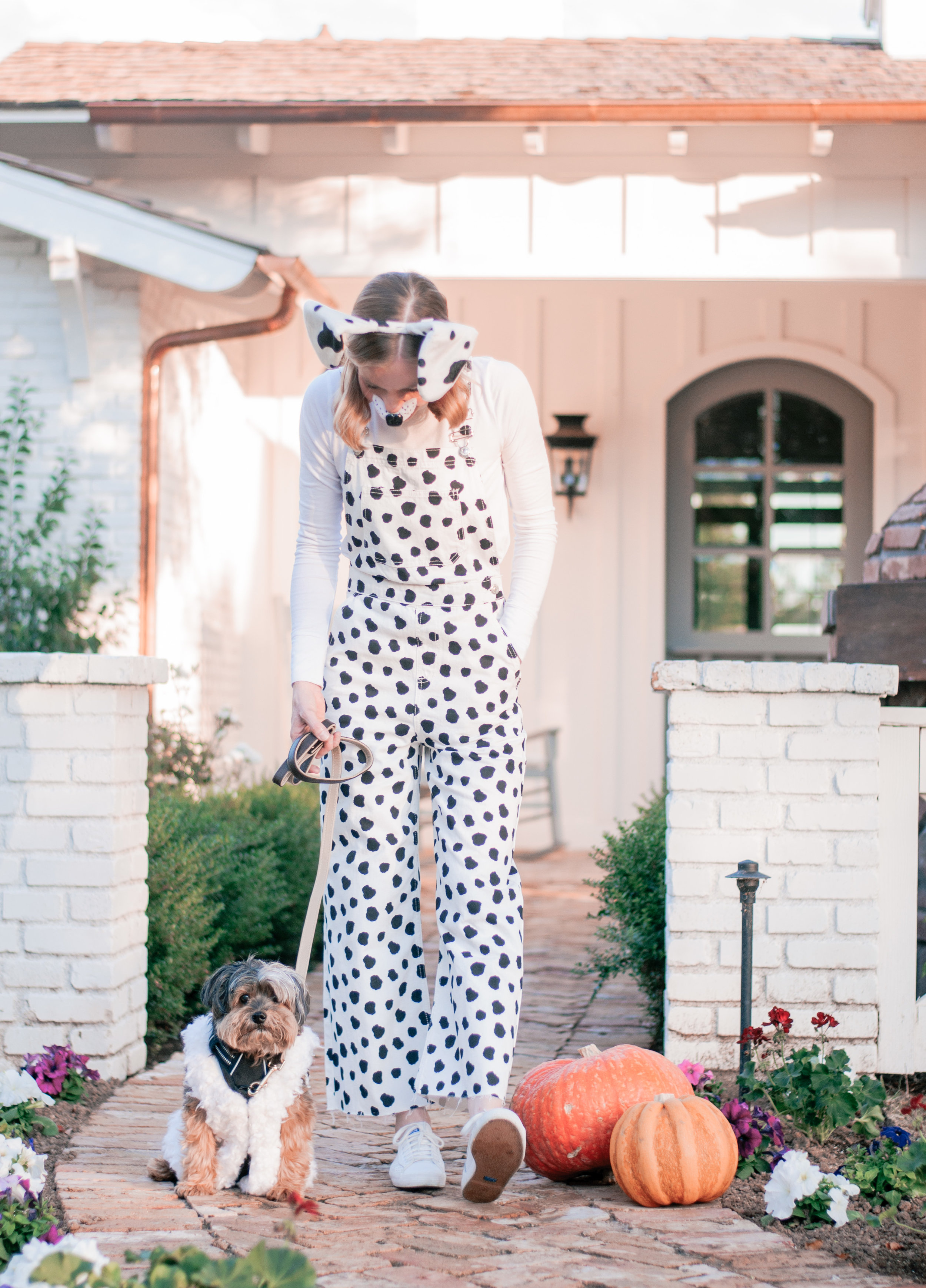 Last Minute Easy Homemade Halloween Costume
