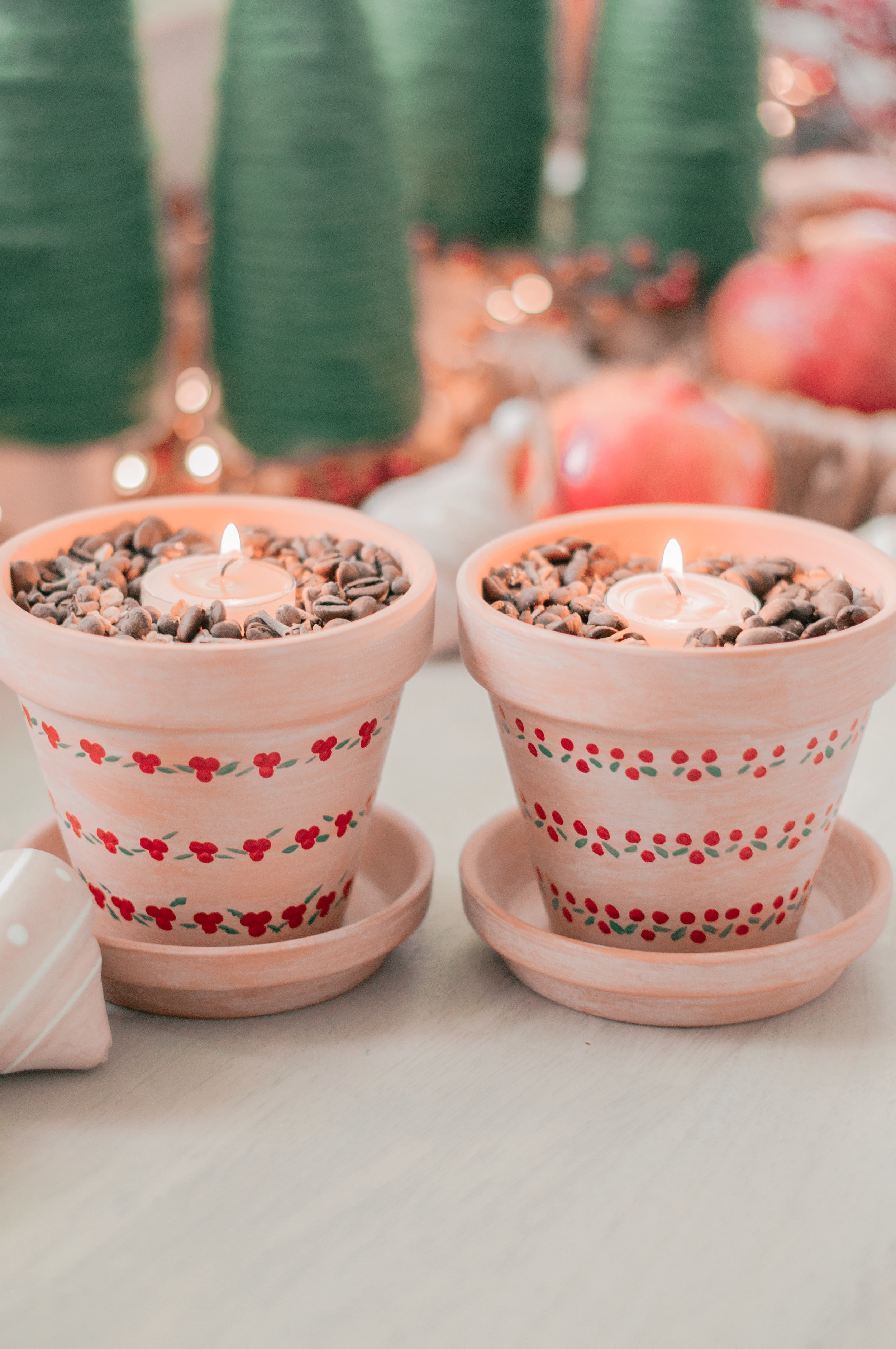 Homemade Christmas Scents