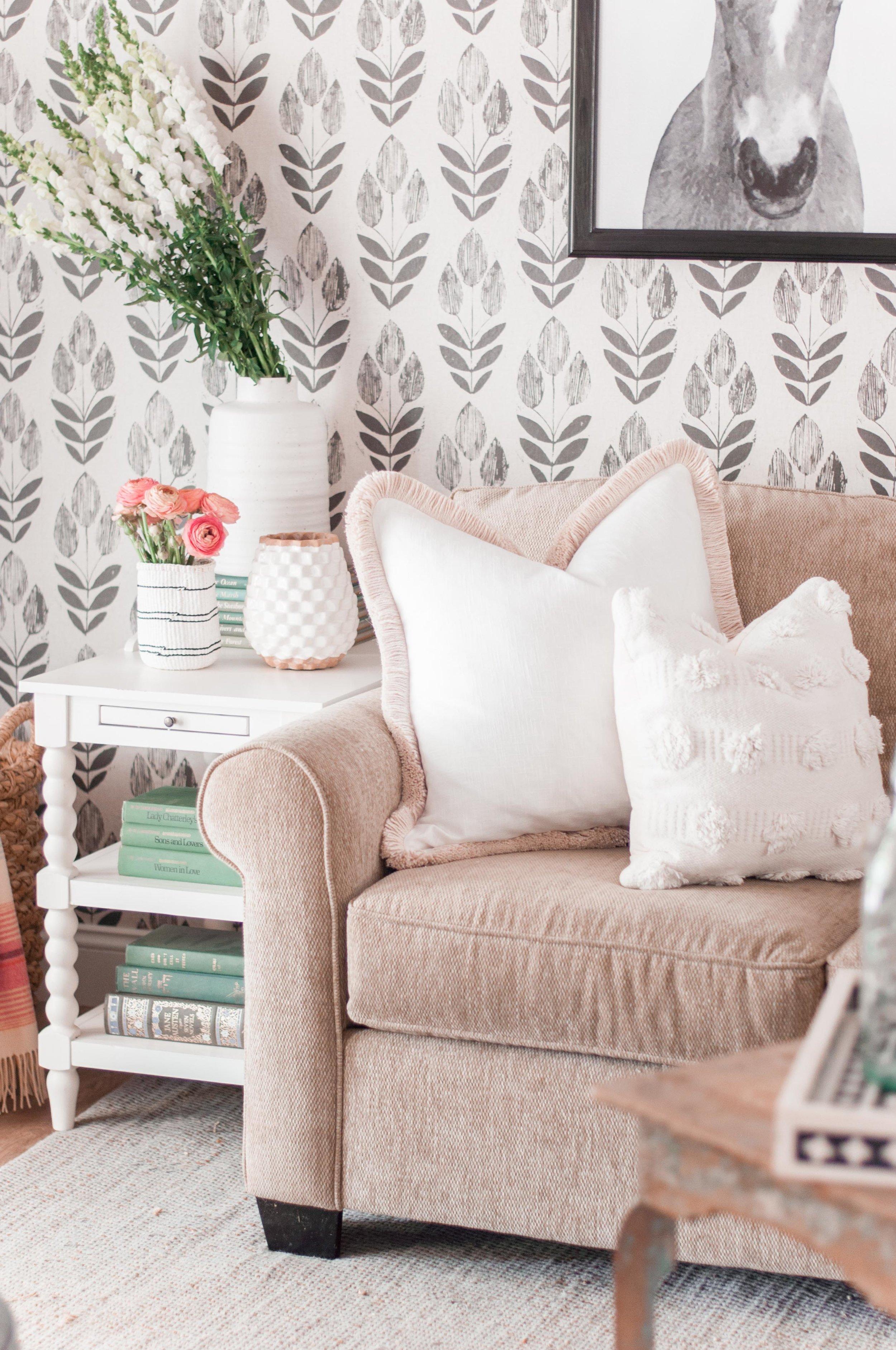 DIY Living Room Decor