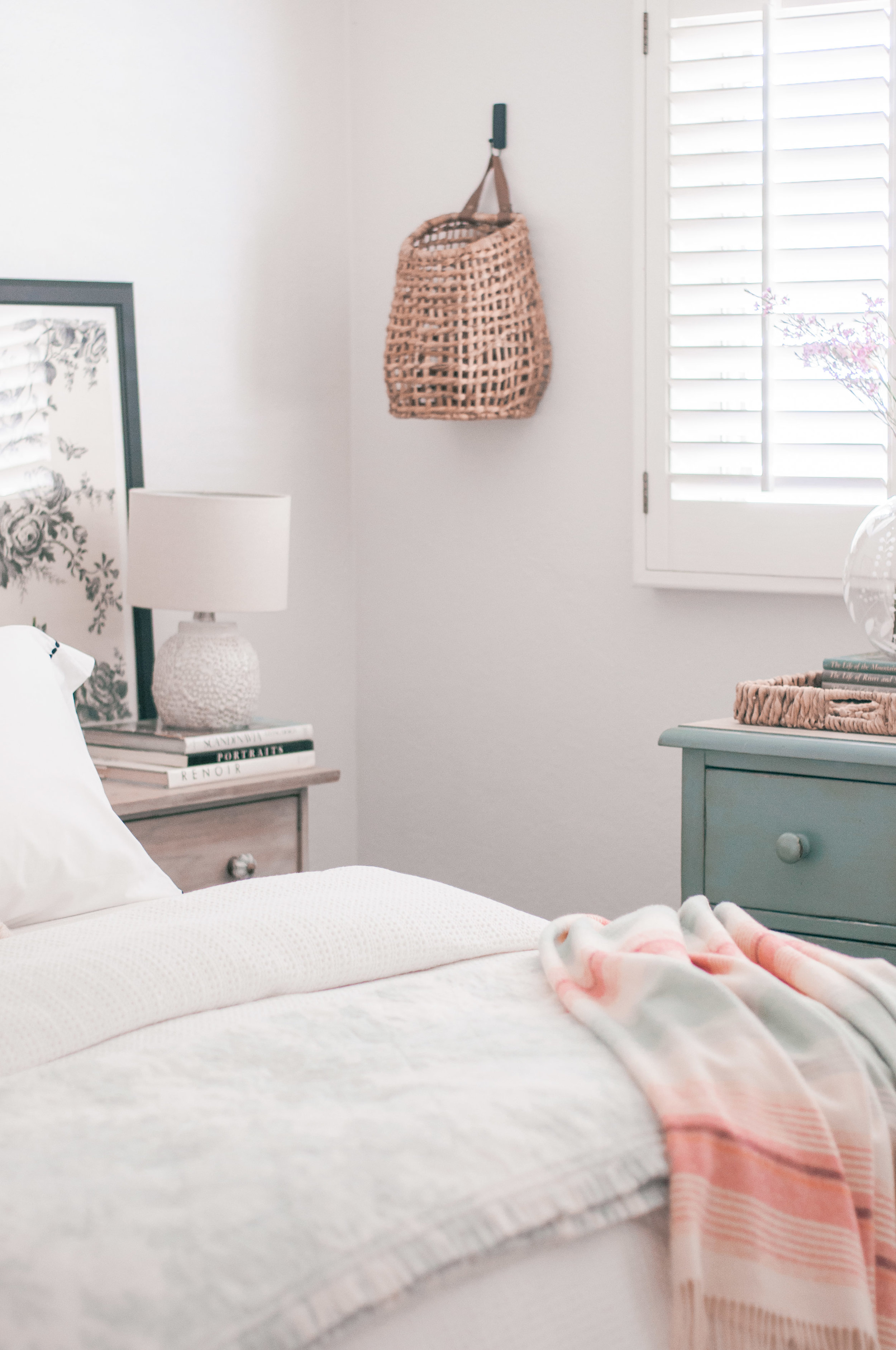 Simple Master Bedroom Decor