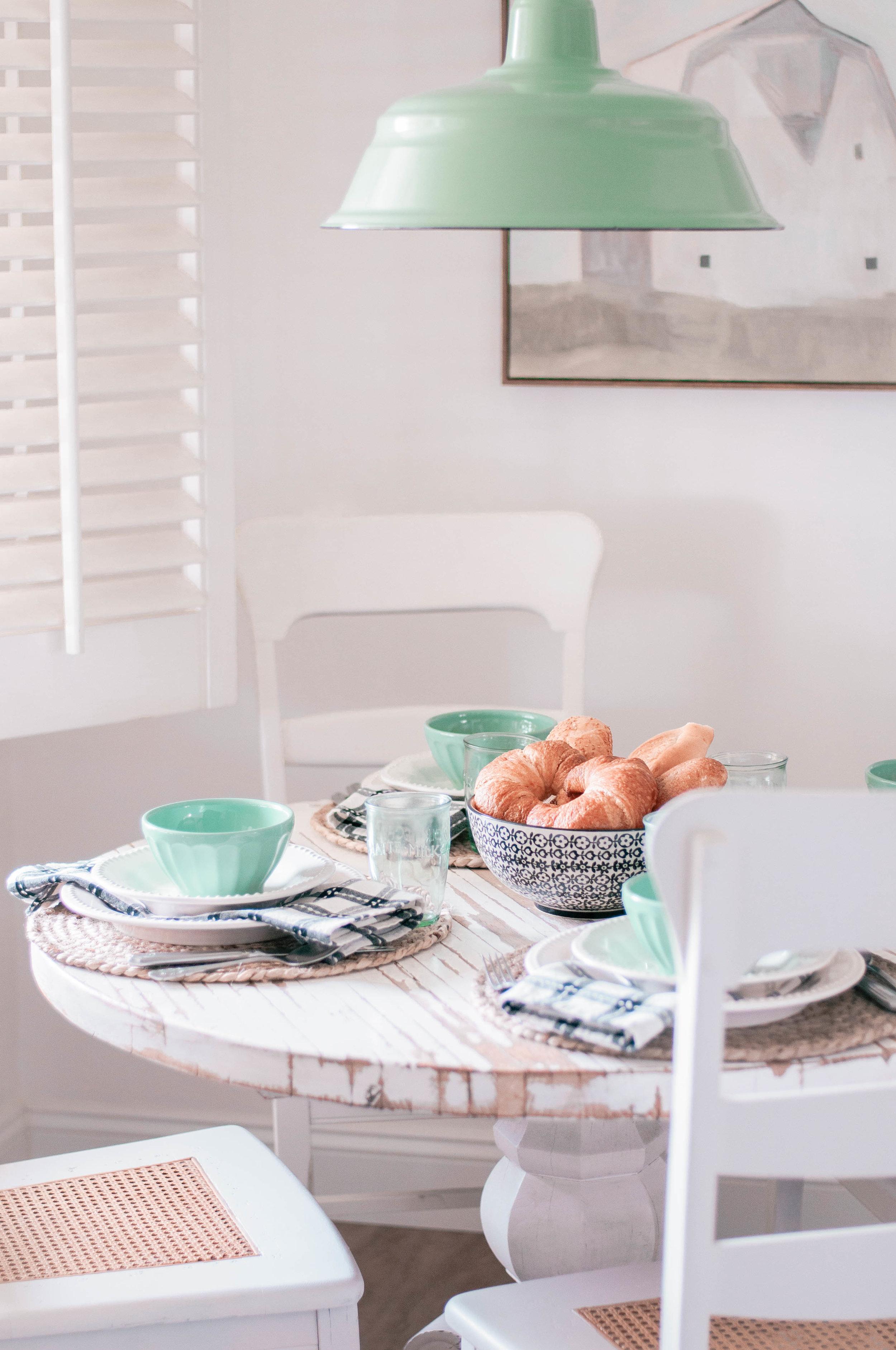 Kitchen Breakfast Nook Ideas