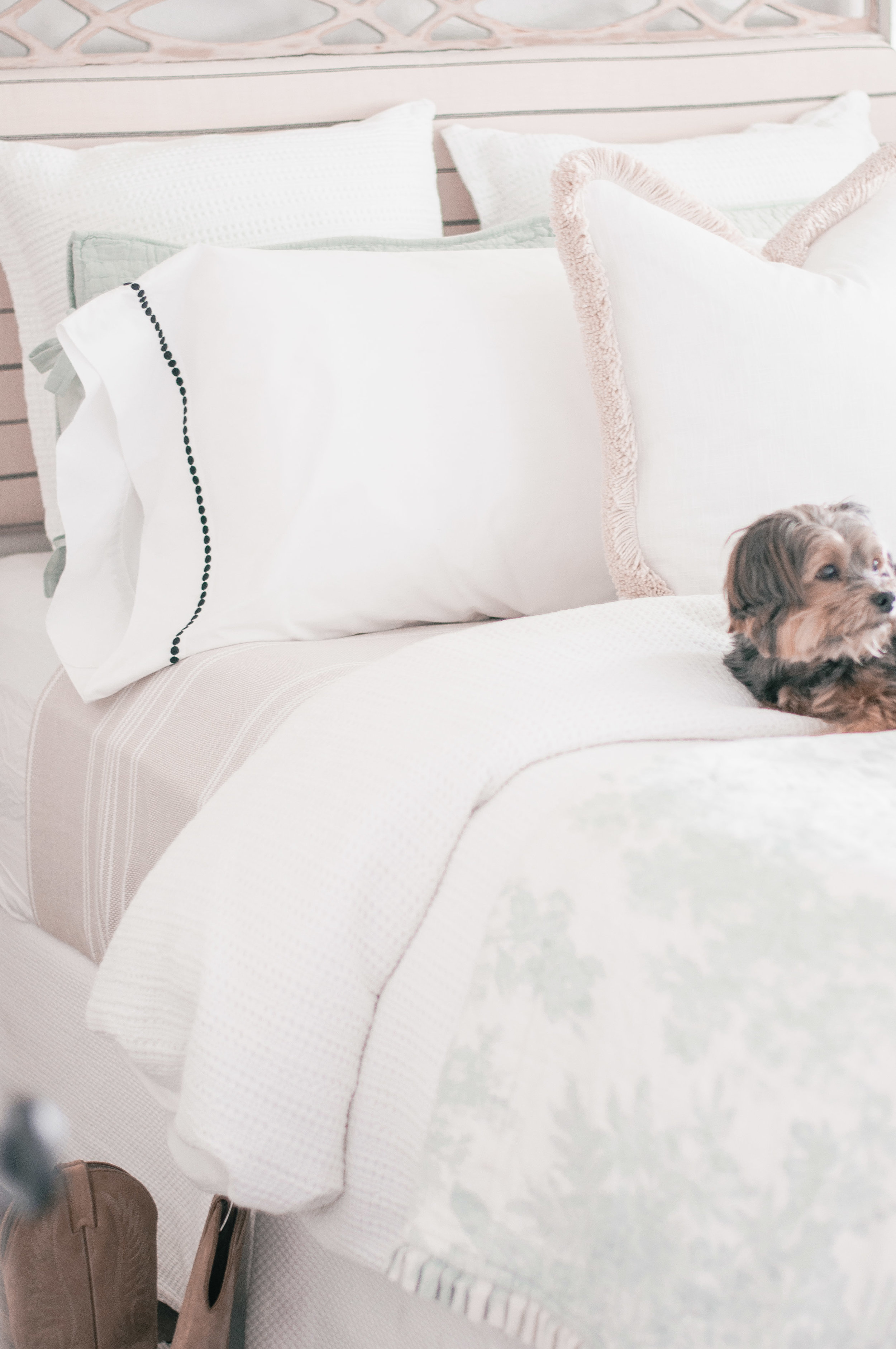 The best tips for white bedding