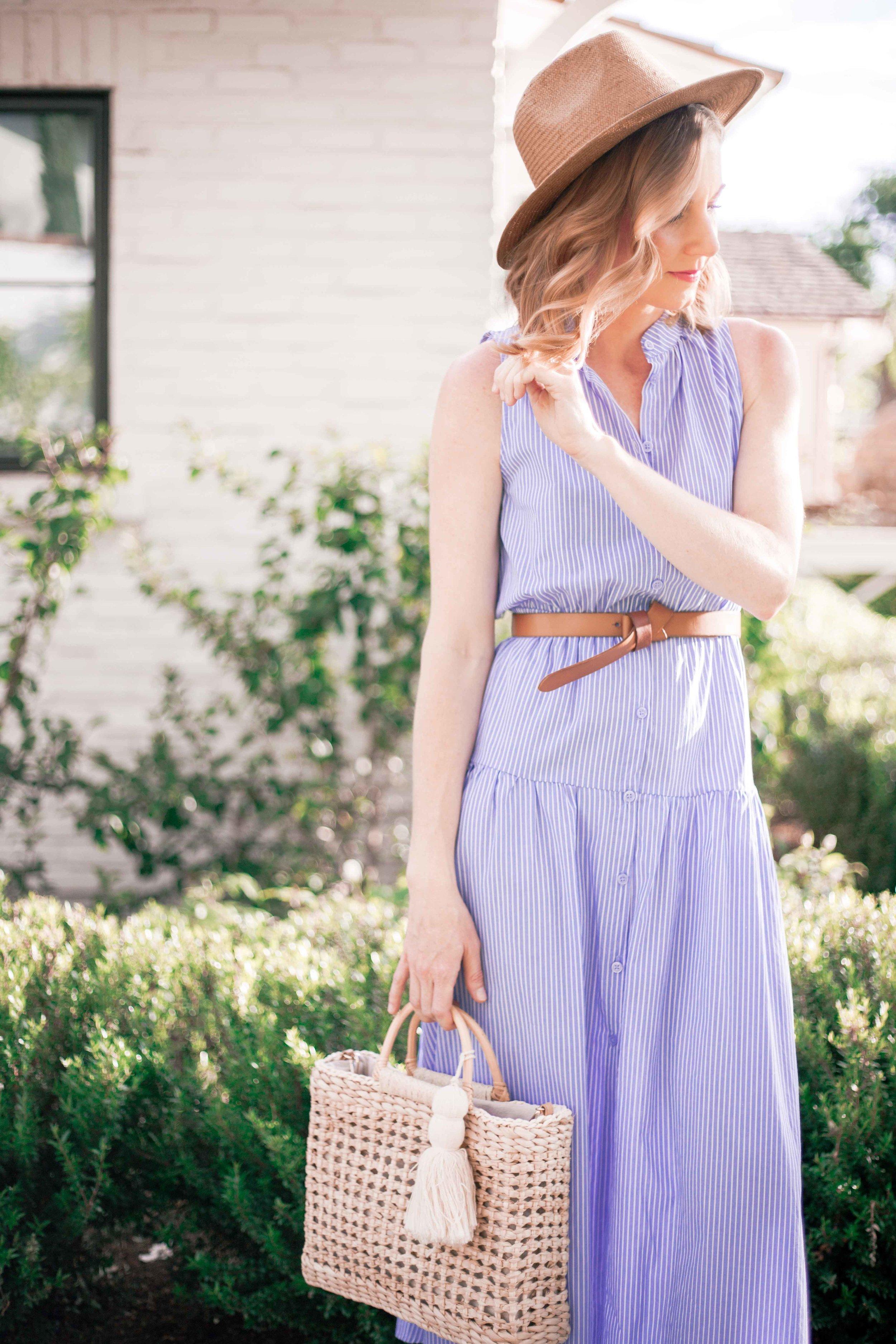 Midi Dress Casual