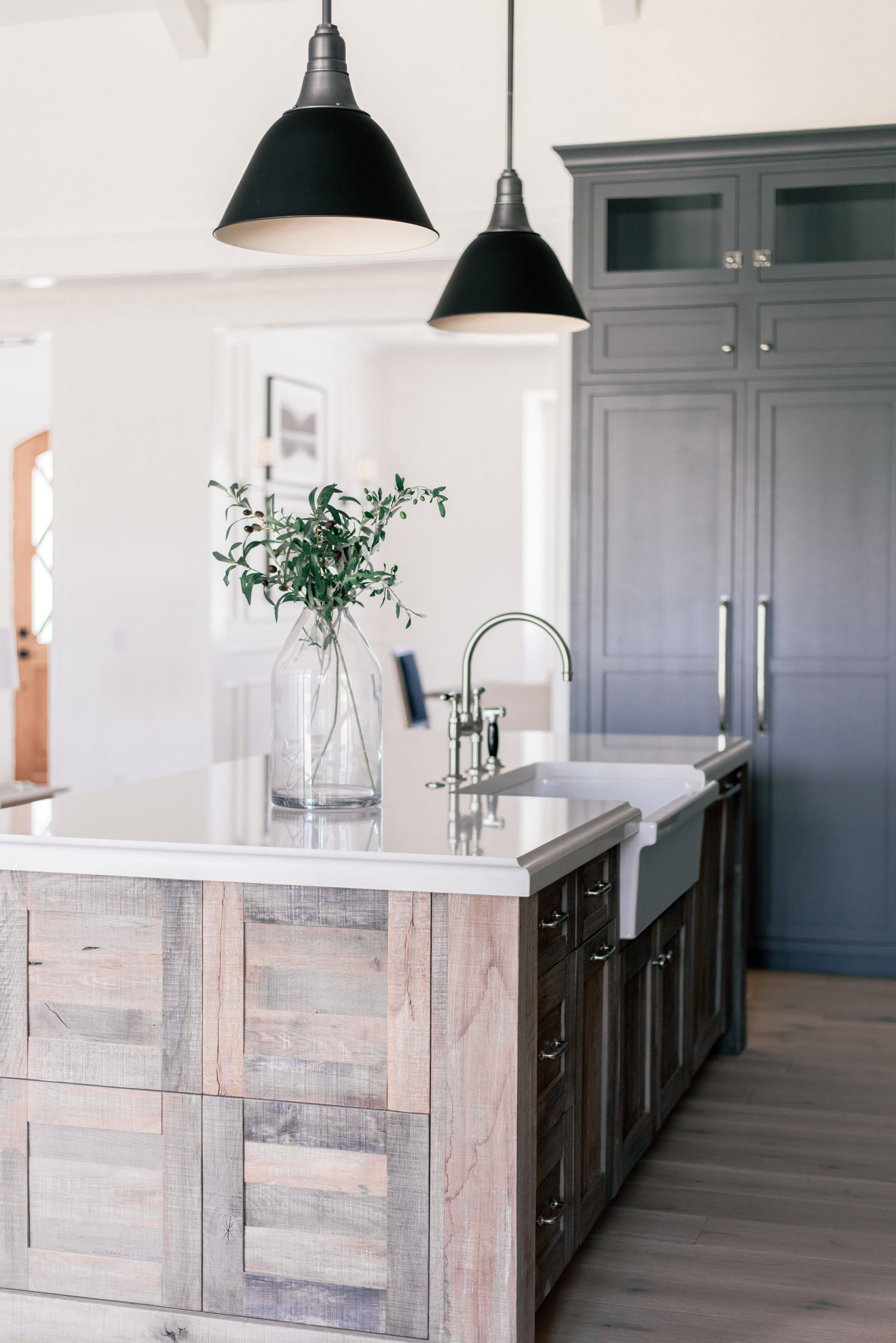 Rustic Farmhouse Kitchen Design Ideas