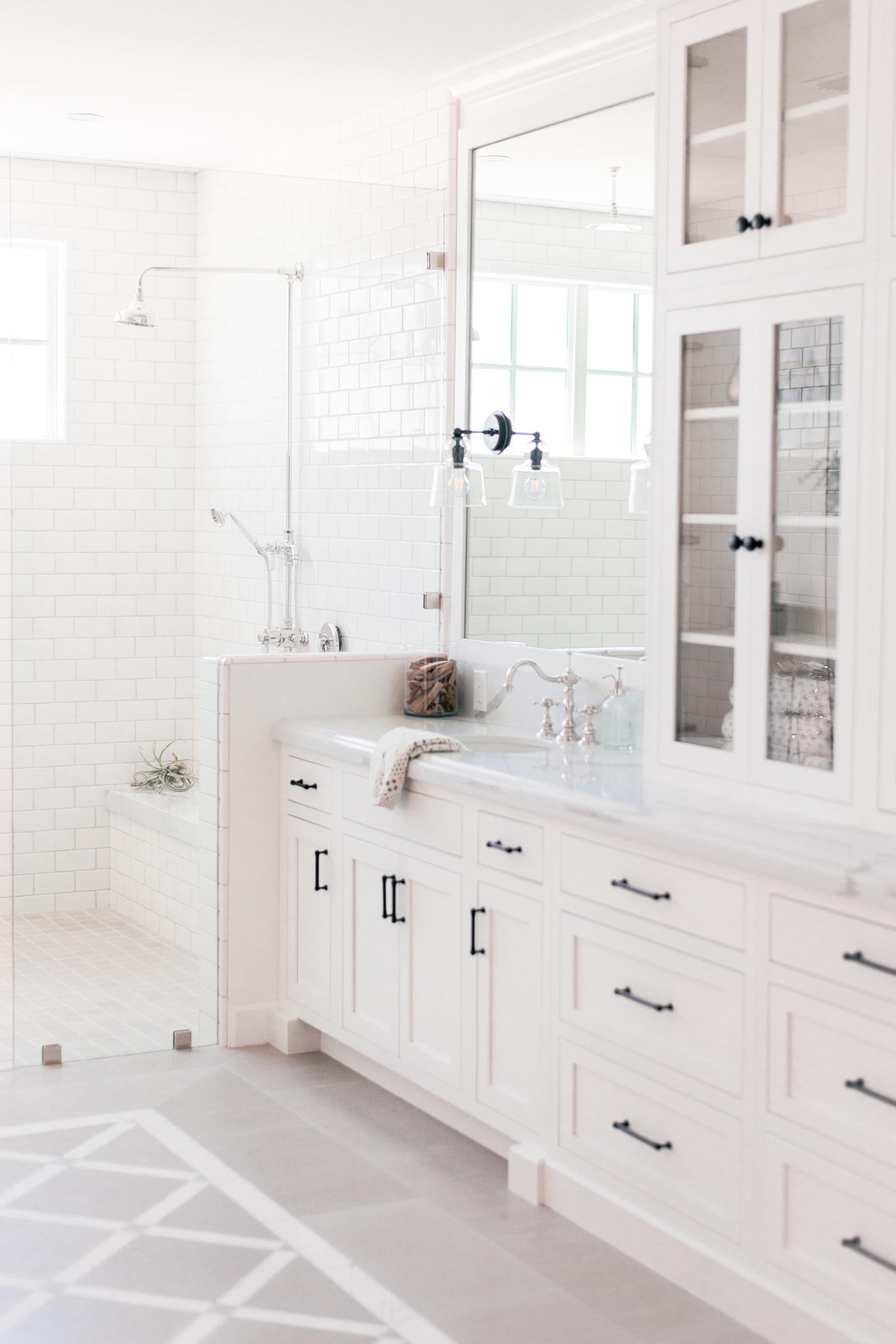Dream Modern Farmhouse Bathroom