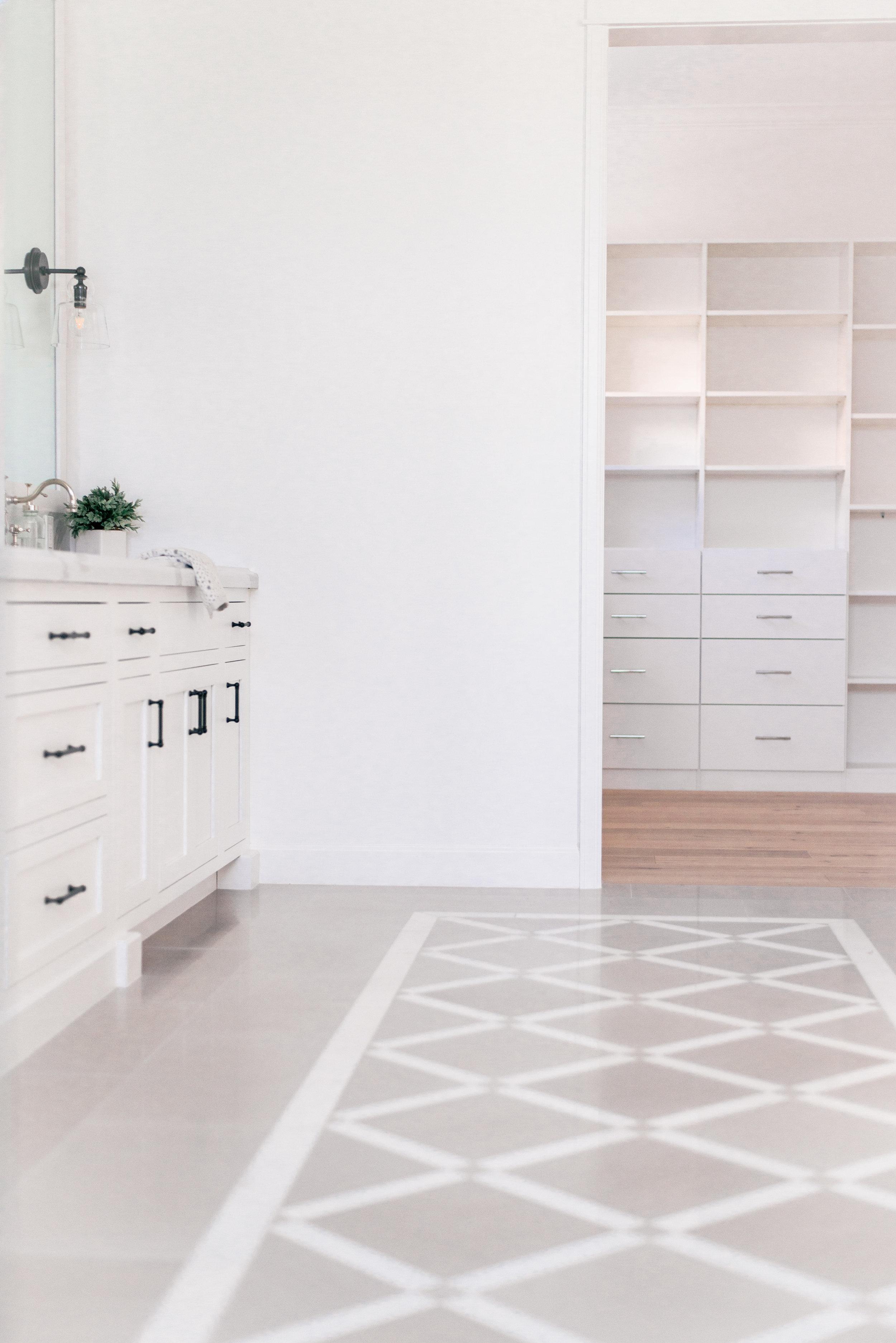 Dream Master Bedroom Closet Design