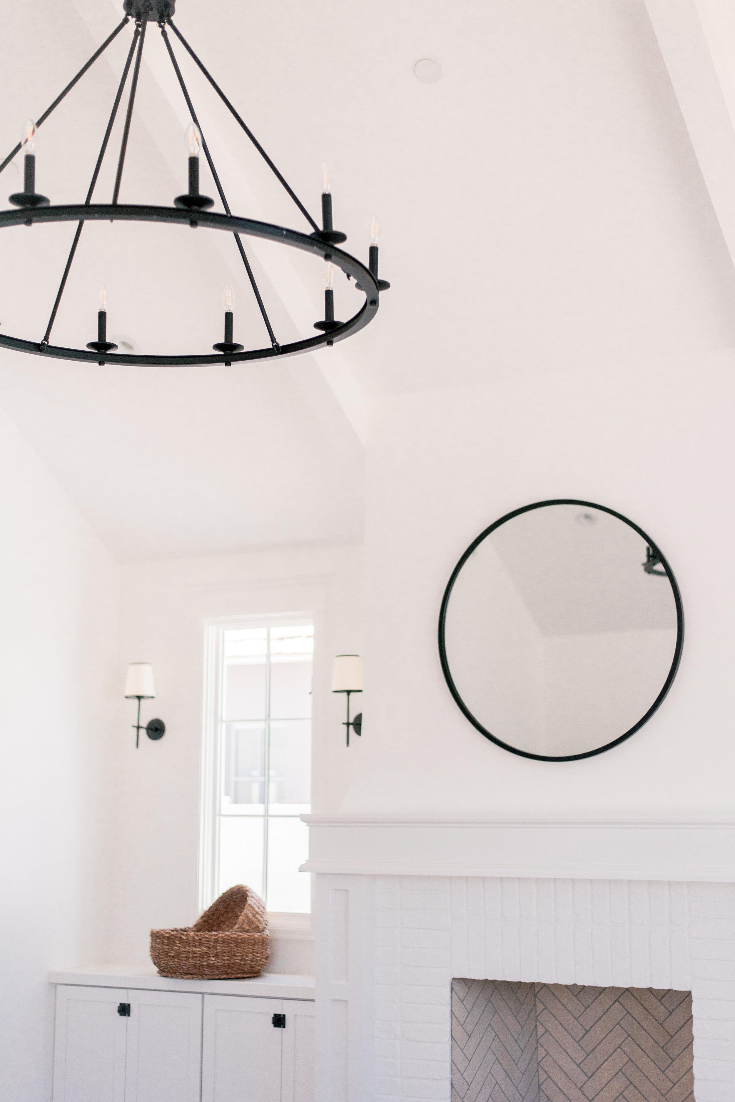 Rustic Cozy Living Room Design