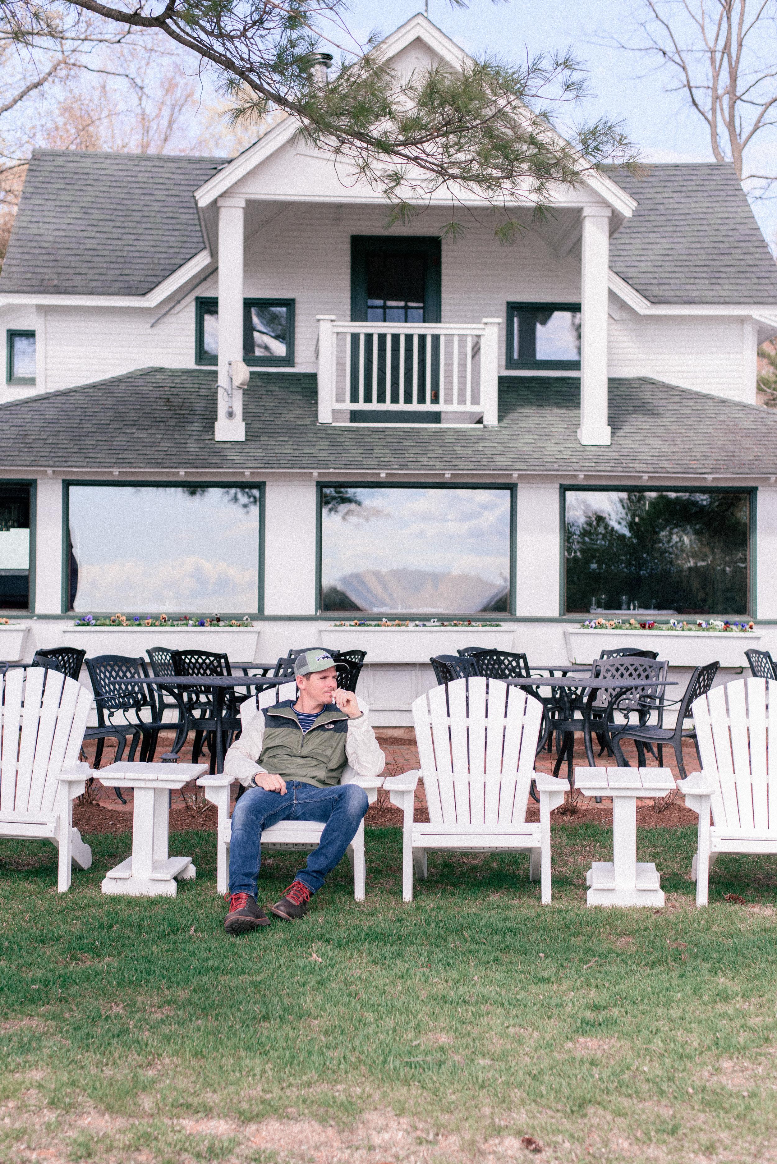 The Walloon Lake Inn