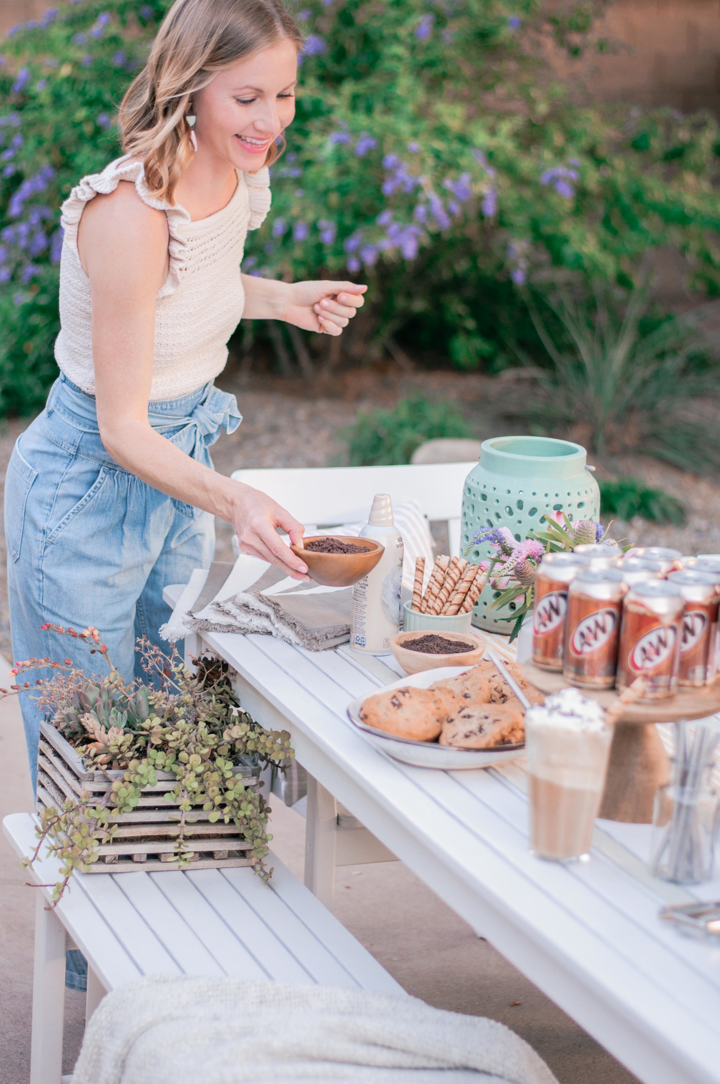 Summer Backyard BBQ Ideas