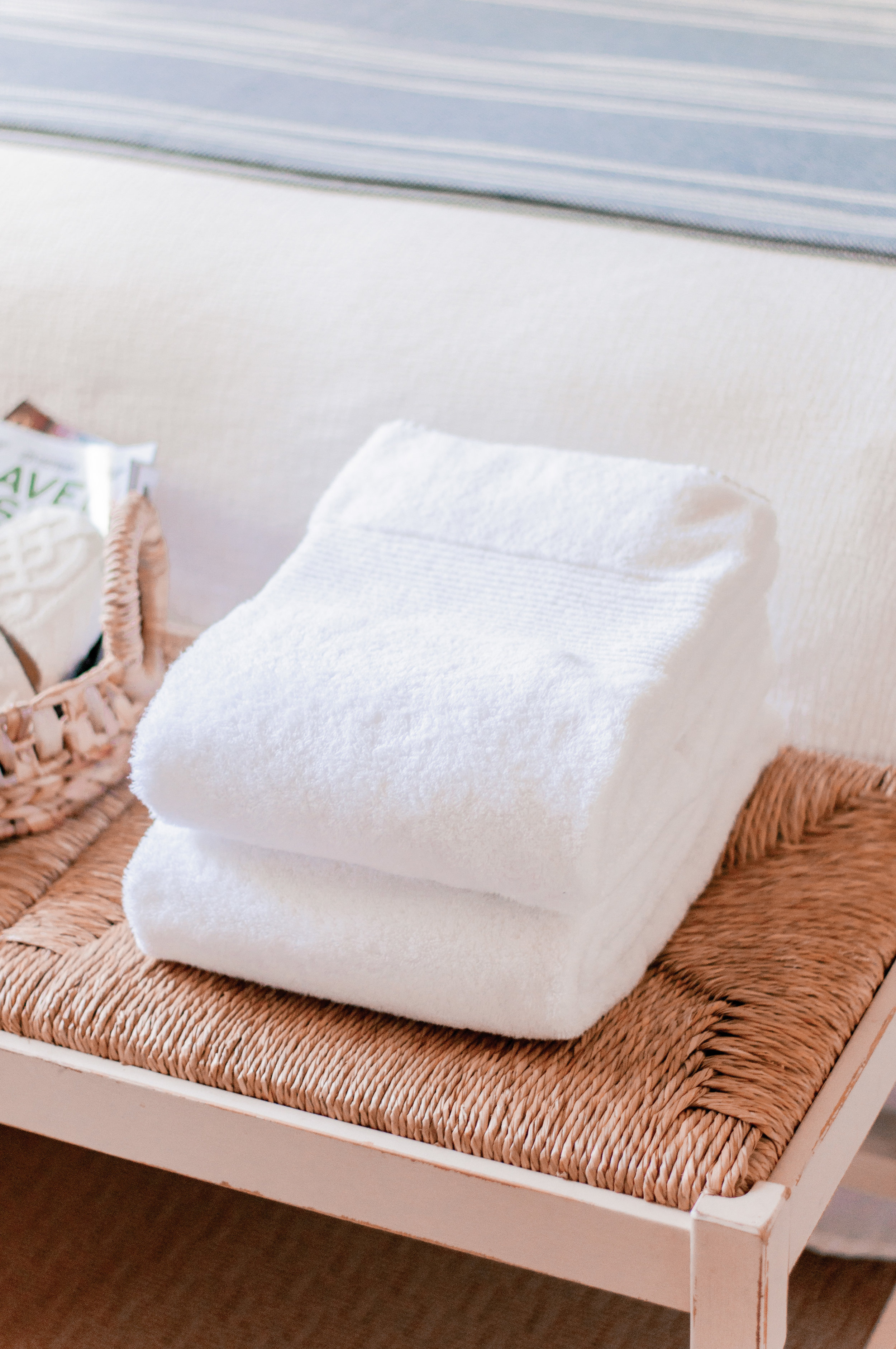 The Best Soft, Fluffy White Towels