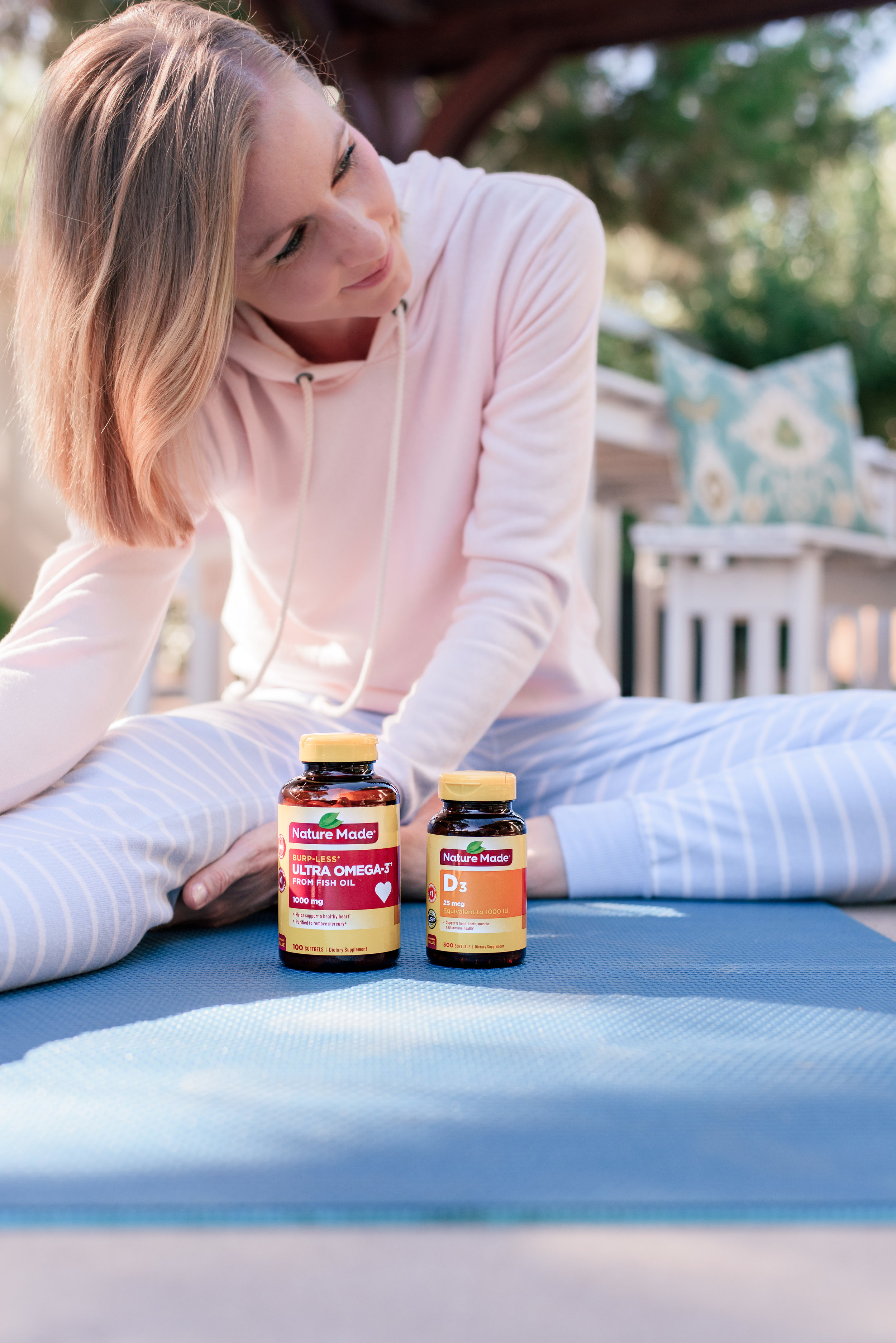 Fall Health and Wellness Tips & Nature Made Vitamins review featured by top US life and style blog, Love + Specs