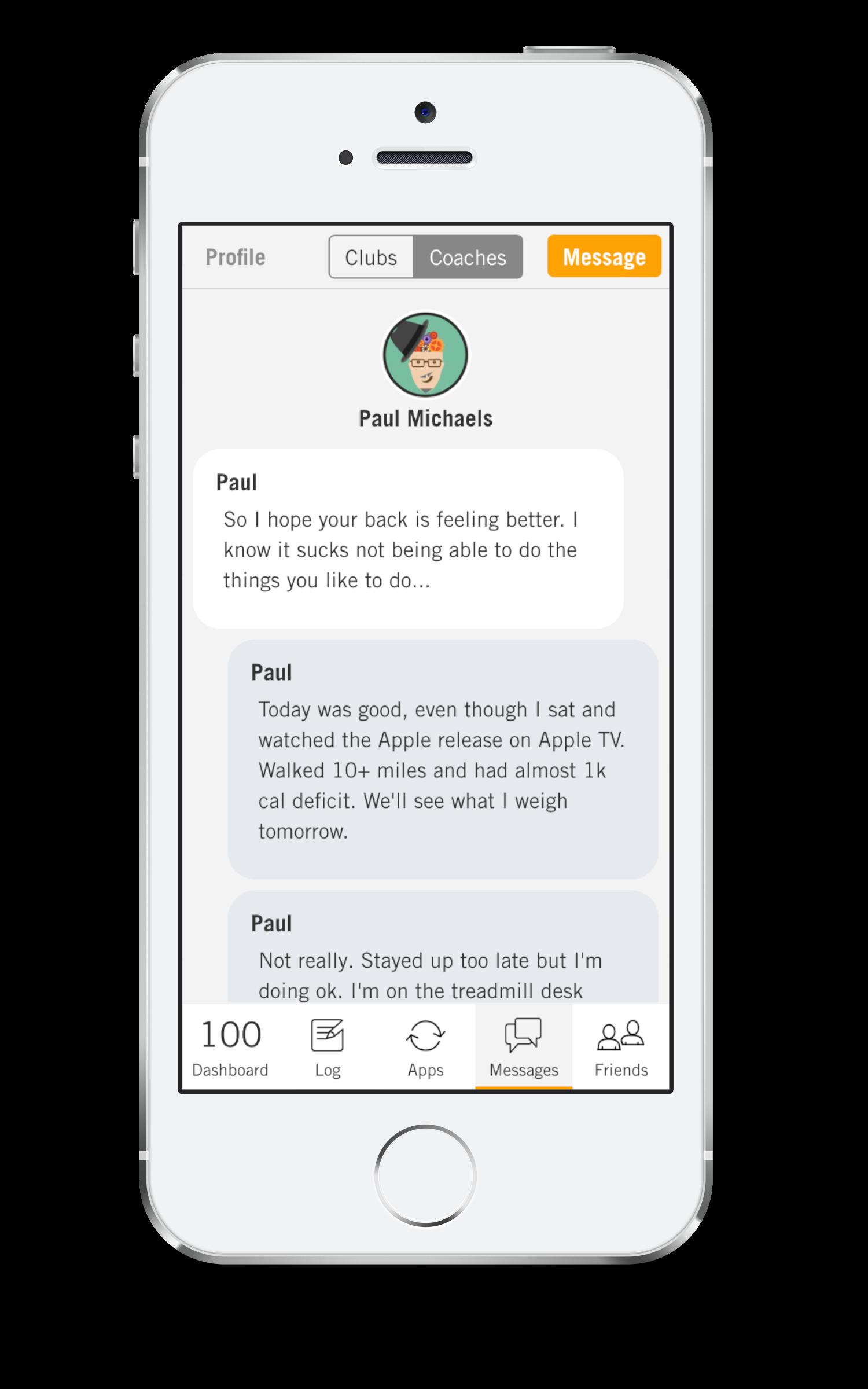 Nudge App Messaging