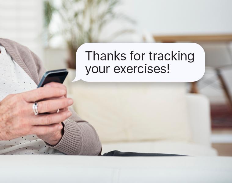 Wellness Care through Mobile Health