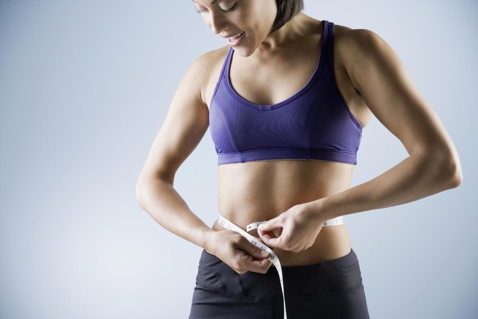 Measuring health factors like body comp