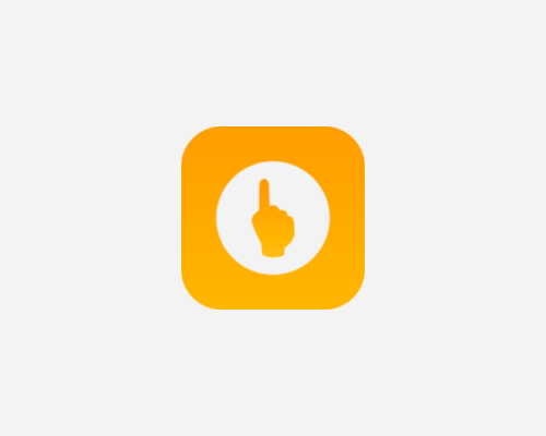 Nudge Health Tracking App Icon iOS Android