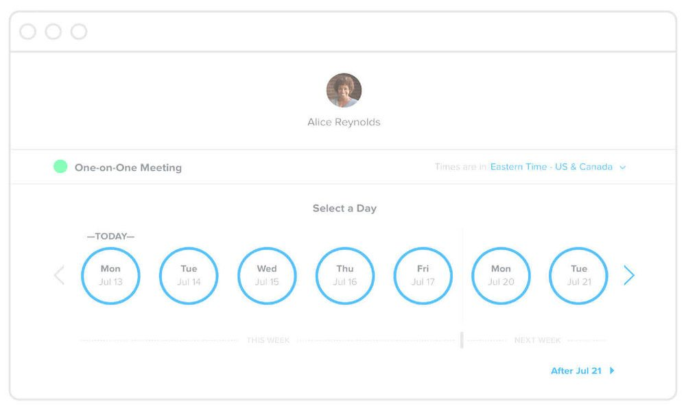 Calendly Booking And Scheduling Platform