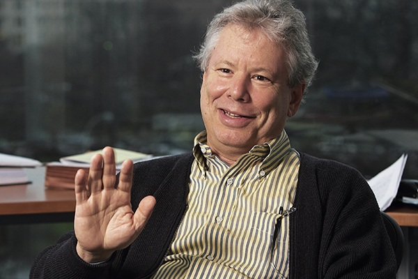 Richard Thaler, author of Nudge and Nobel Prize Winner
