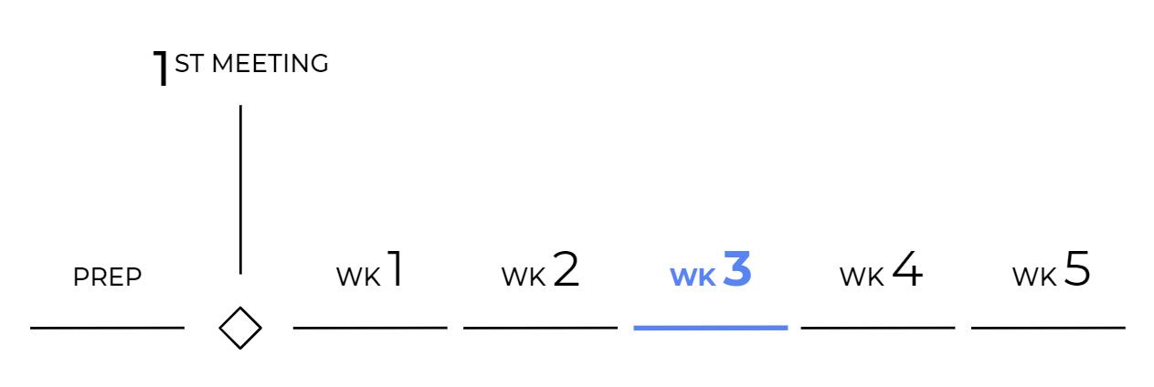 Online Coaching Plan: Week 3