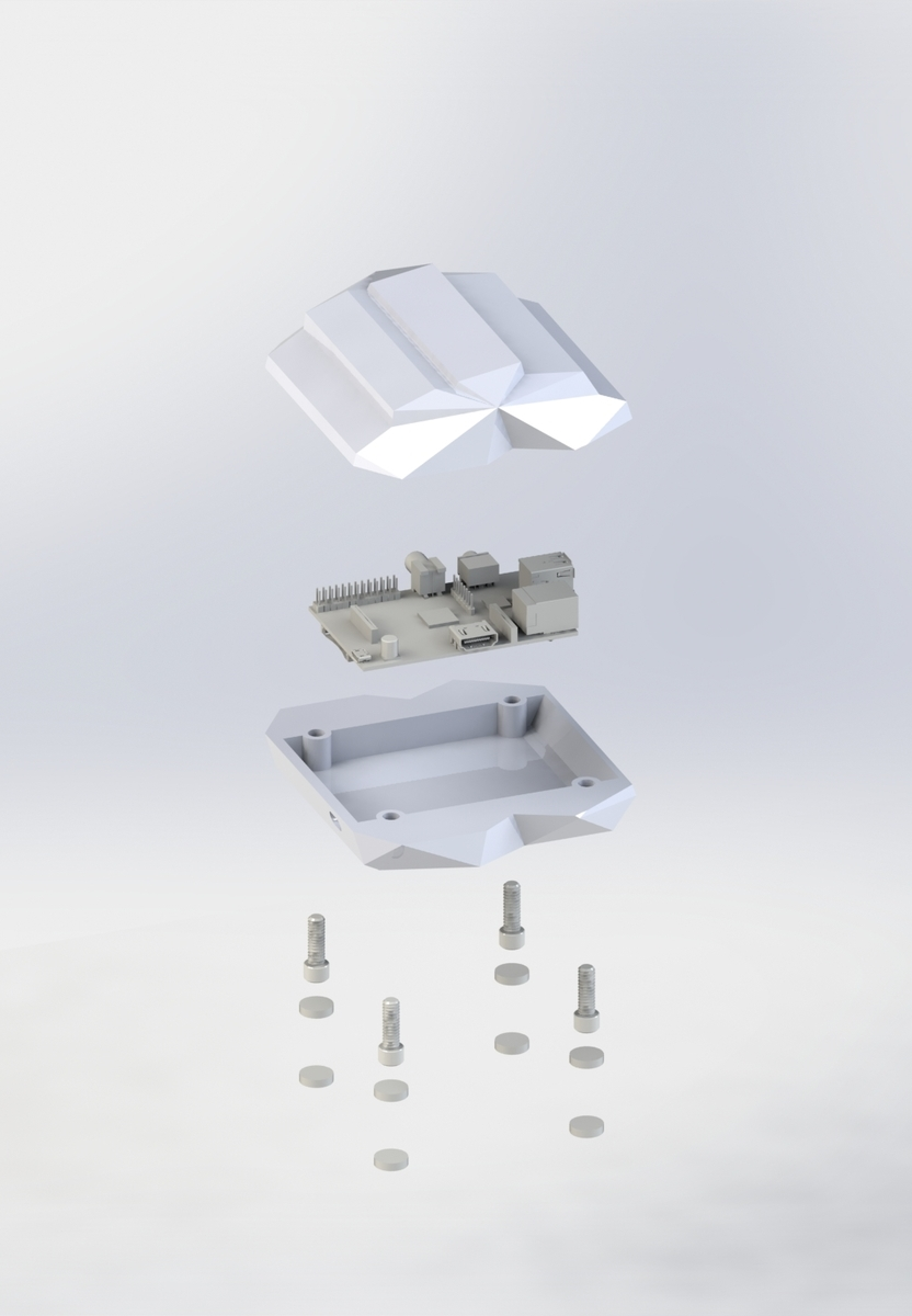 UAV Pi Enclosure