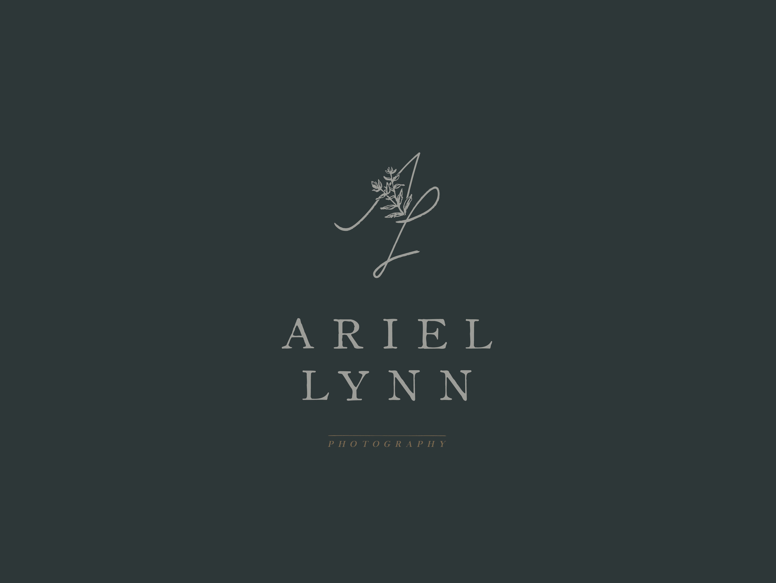 Ariel Lynn Photography - Branding Design