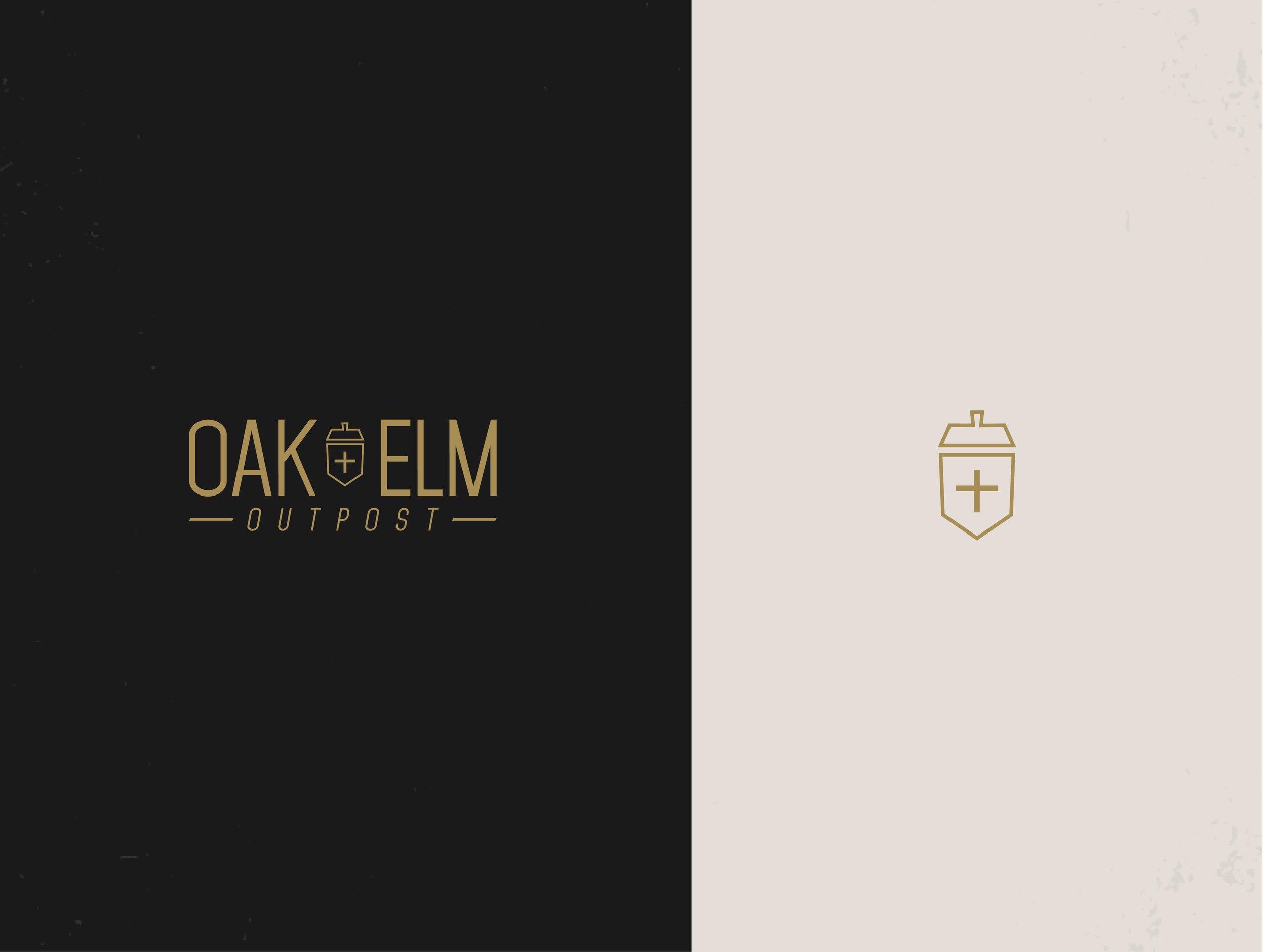 Oak + Elm Outpost - Branding/Web Design