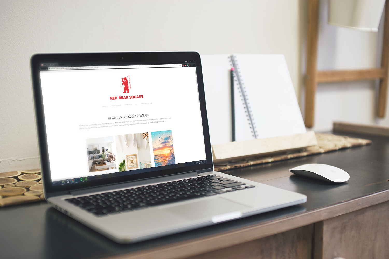 Red Bear SquareThe Perks of Online Interior Design