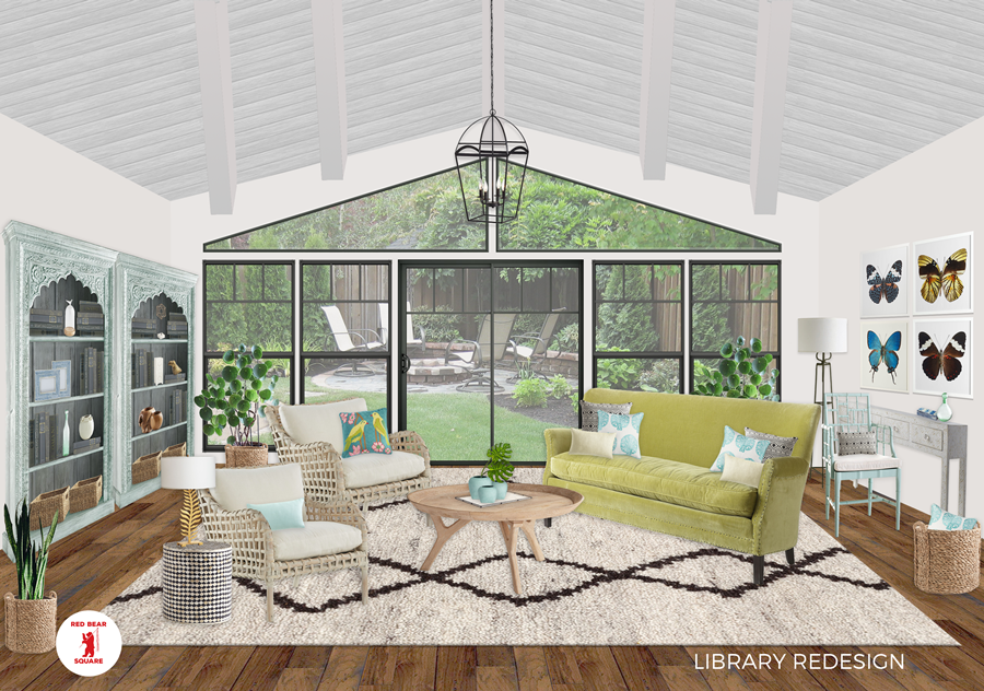Eclectic Library Rendering