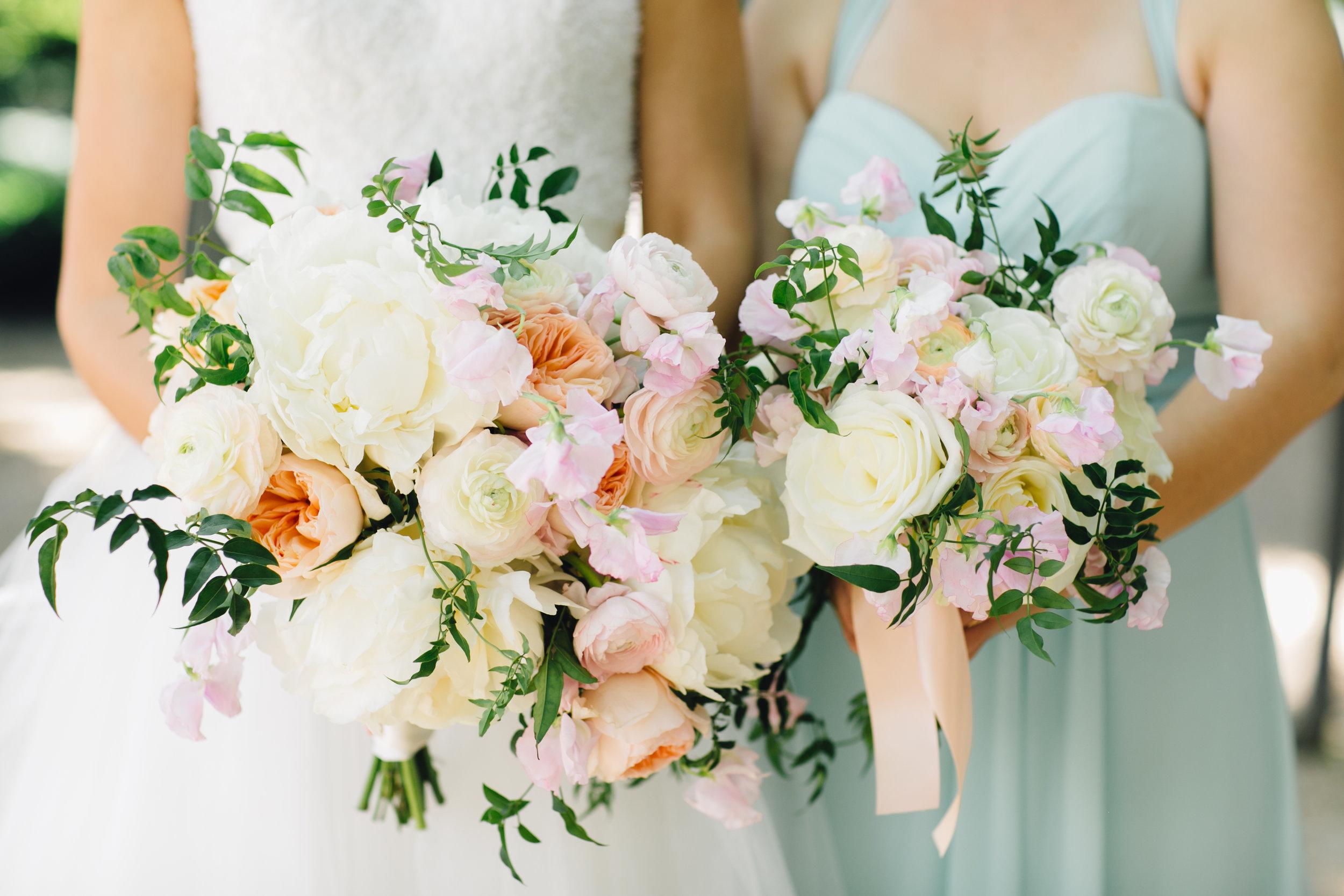 B Floral DC garden style bouquet