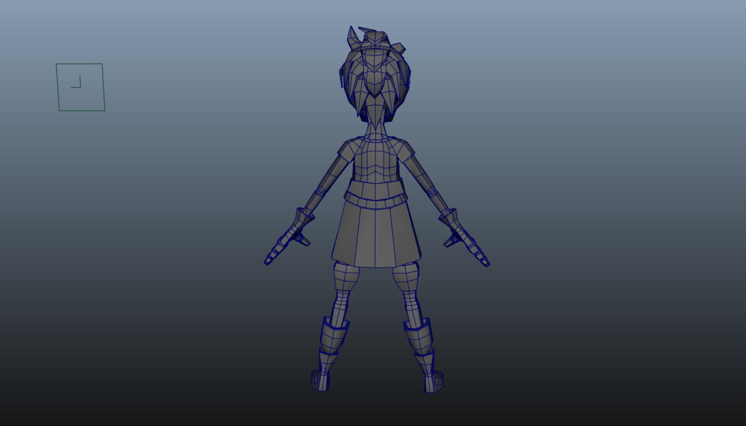 Maya Model