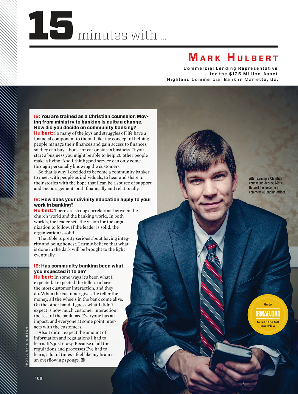 Independent Banker Magazine