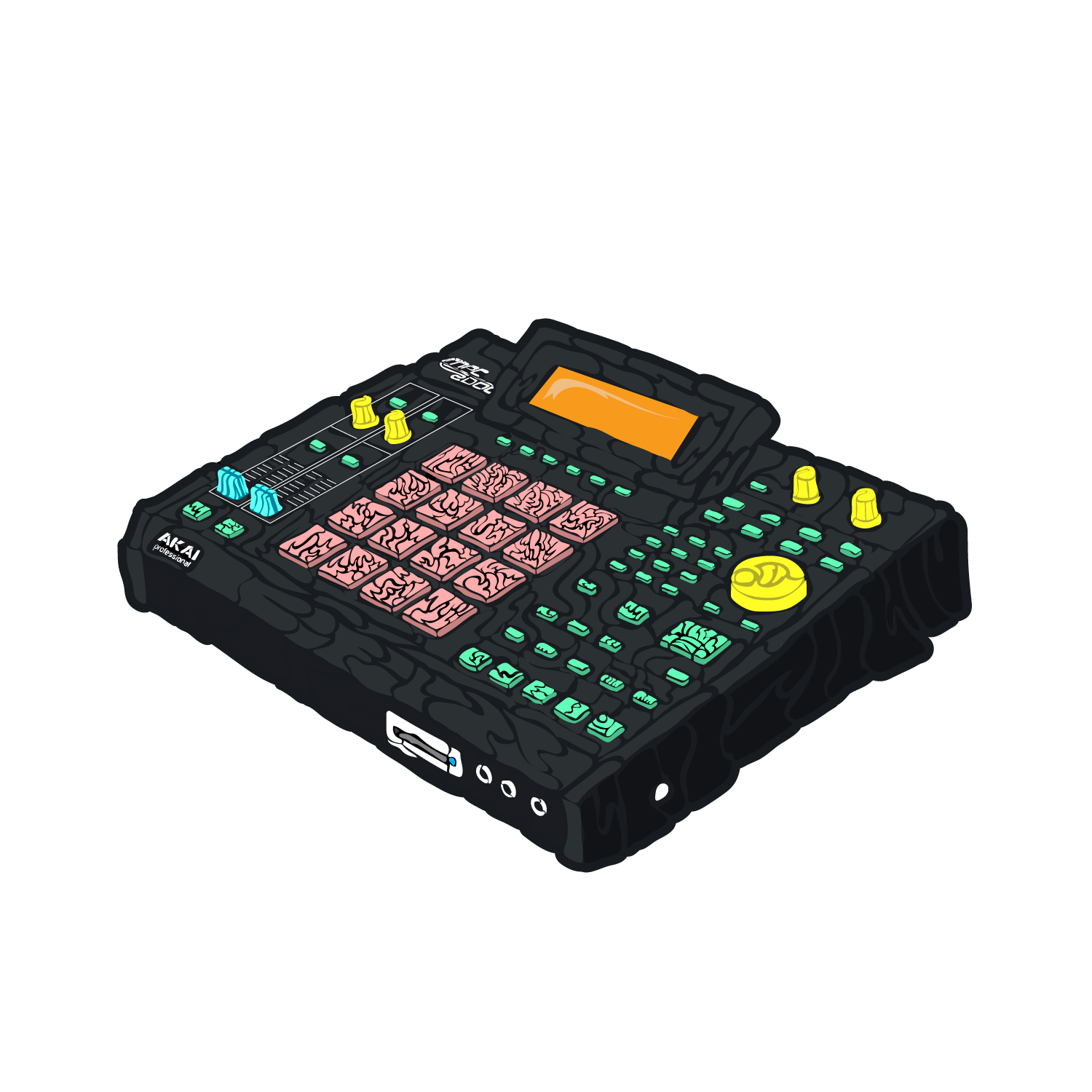 Vibed Out MPC